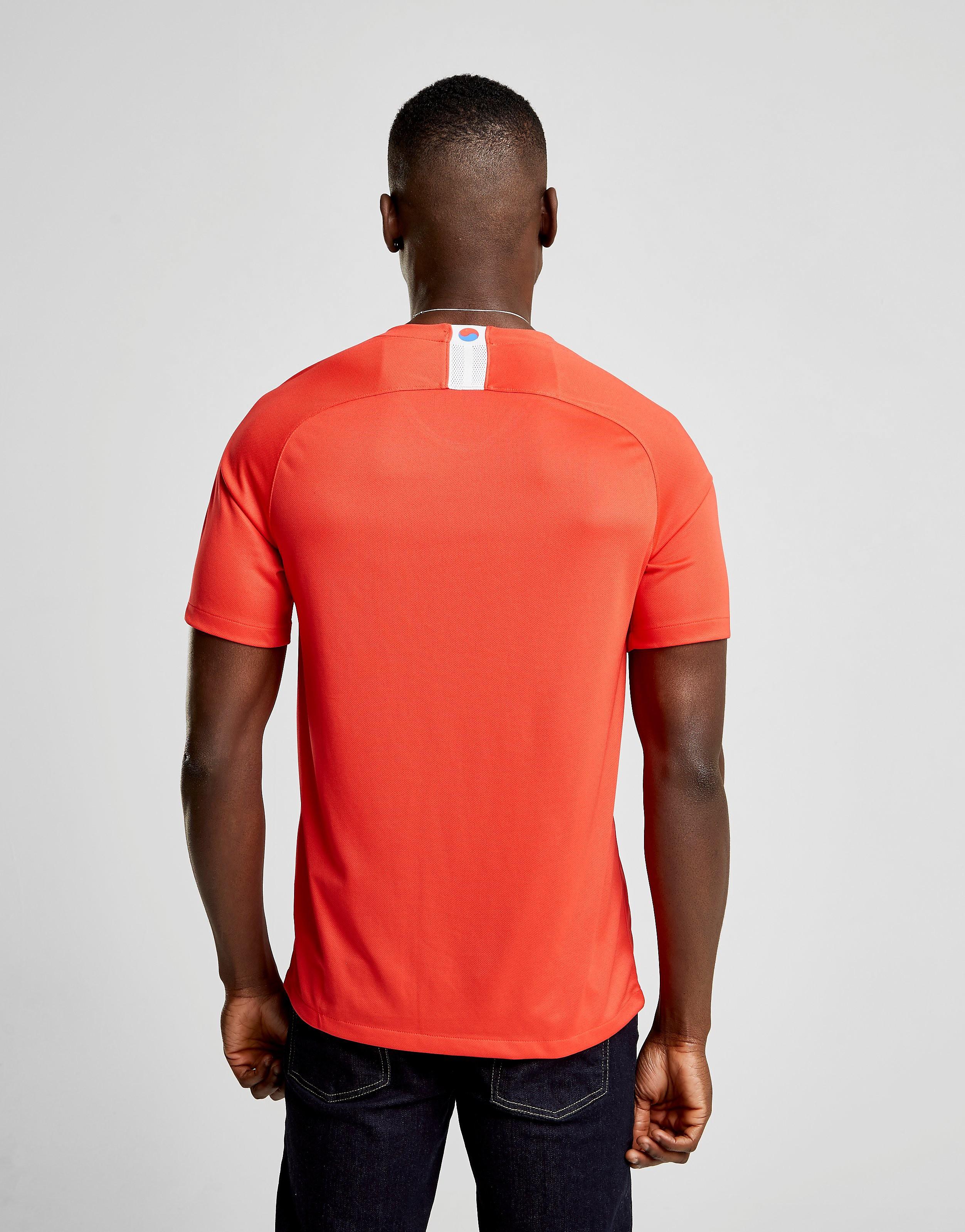 Nike South Korea 2018 Home Shirt