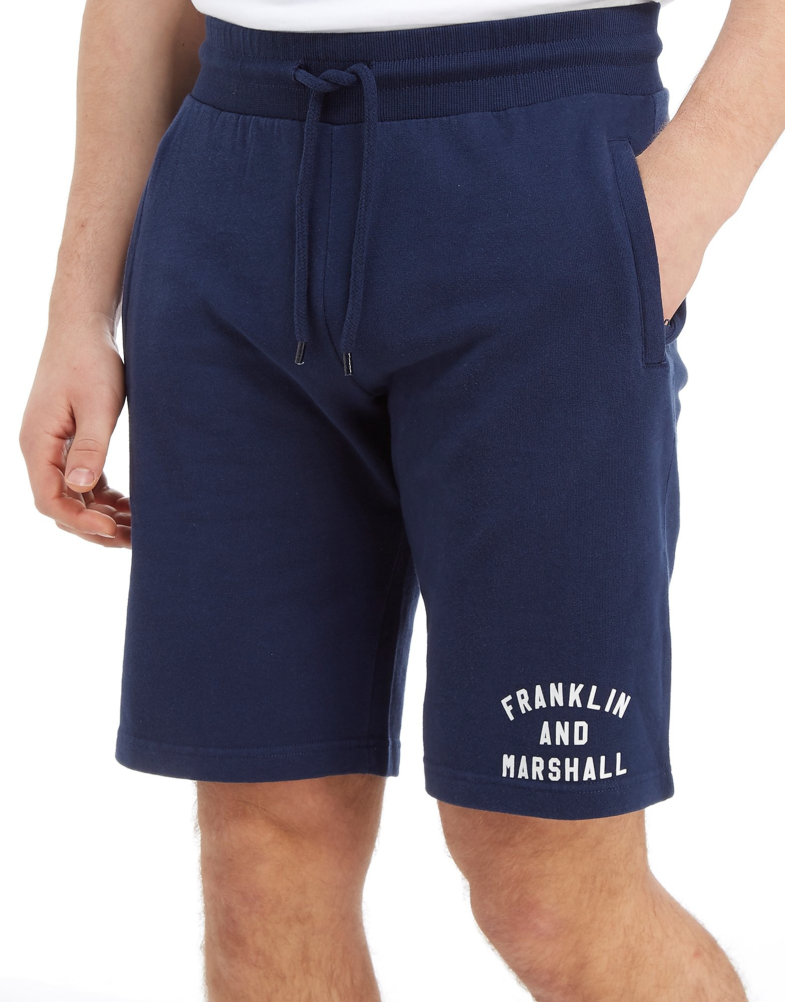 Franklin & Marshall Core French Terry Shorts