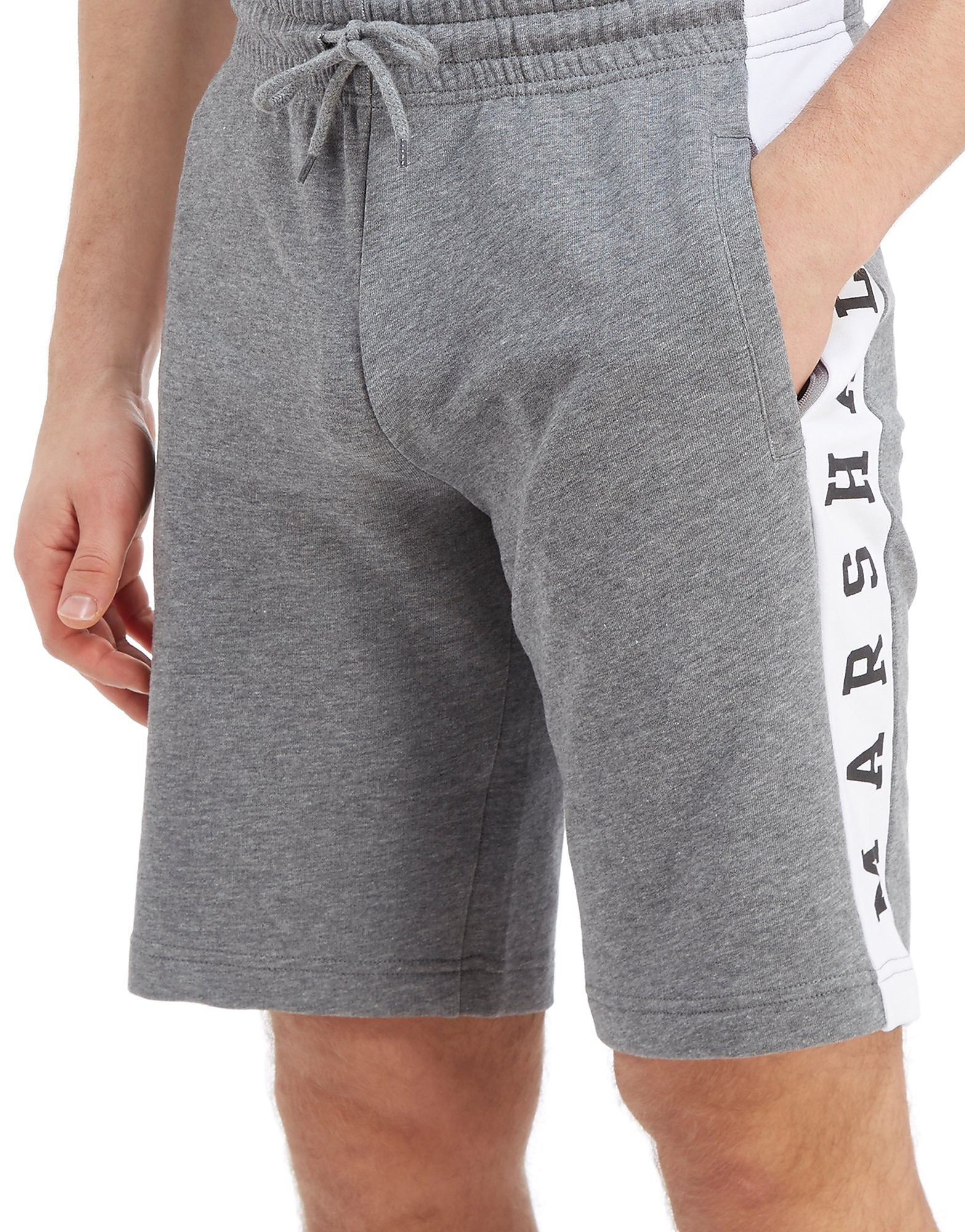 Franklin & Marshall Side Panel Branded Shorts