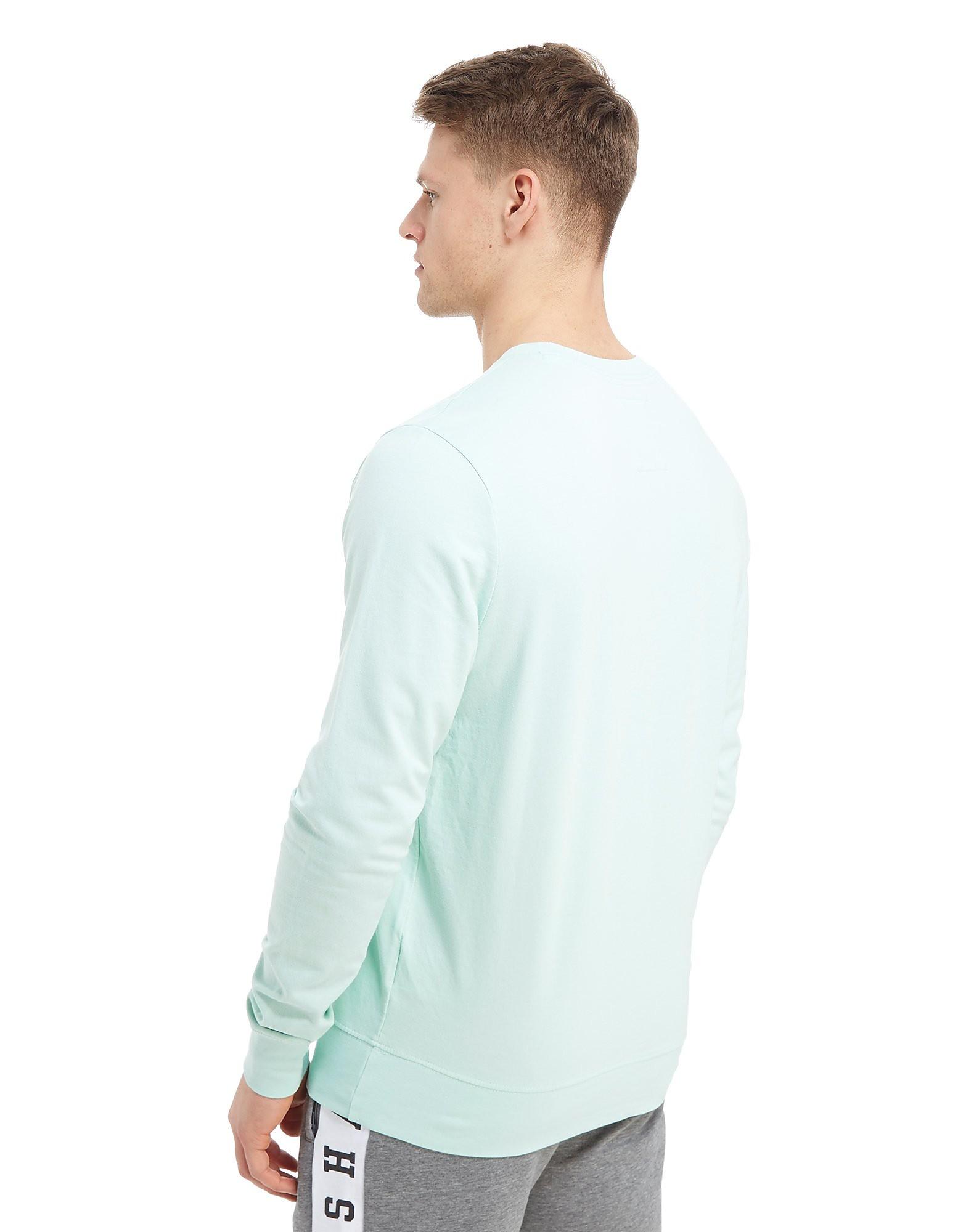 Franklin & Marshall Printed Crew Sweatshirt