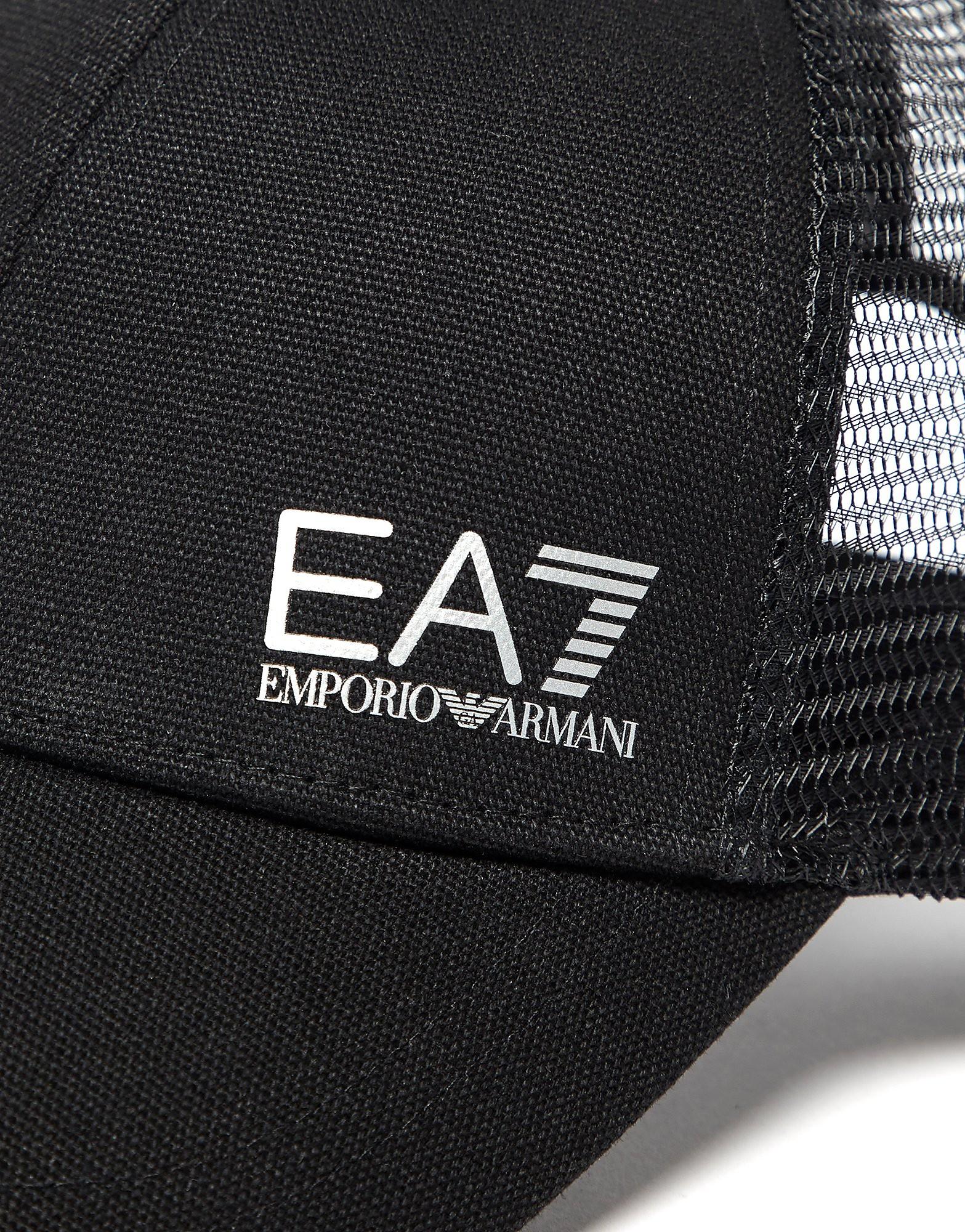 Emporio Armani EA7 Core Trucker Cap