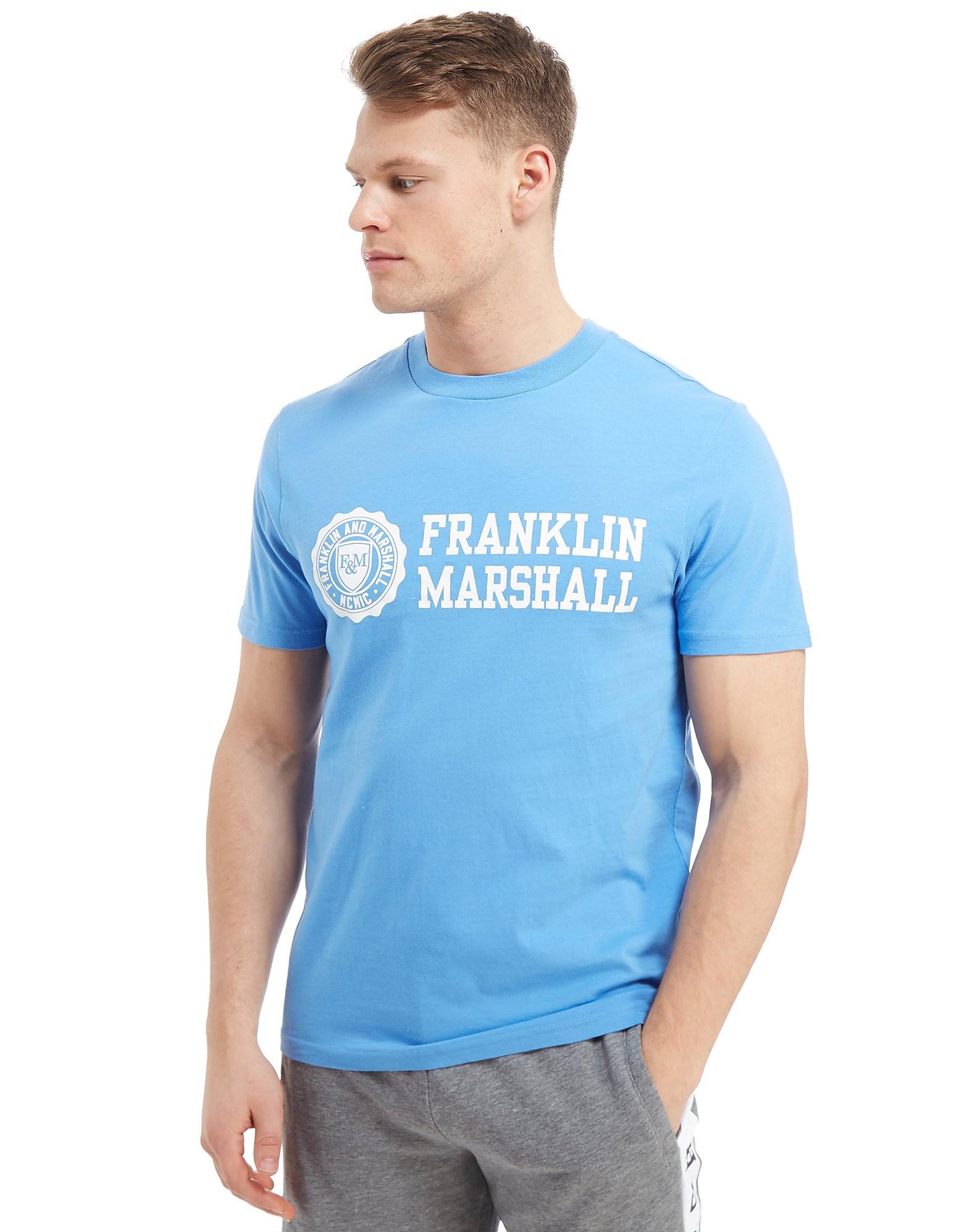 Franklin & Marshall Central Brand T-Shirt