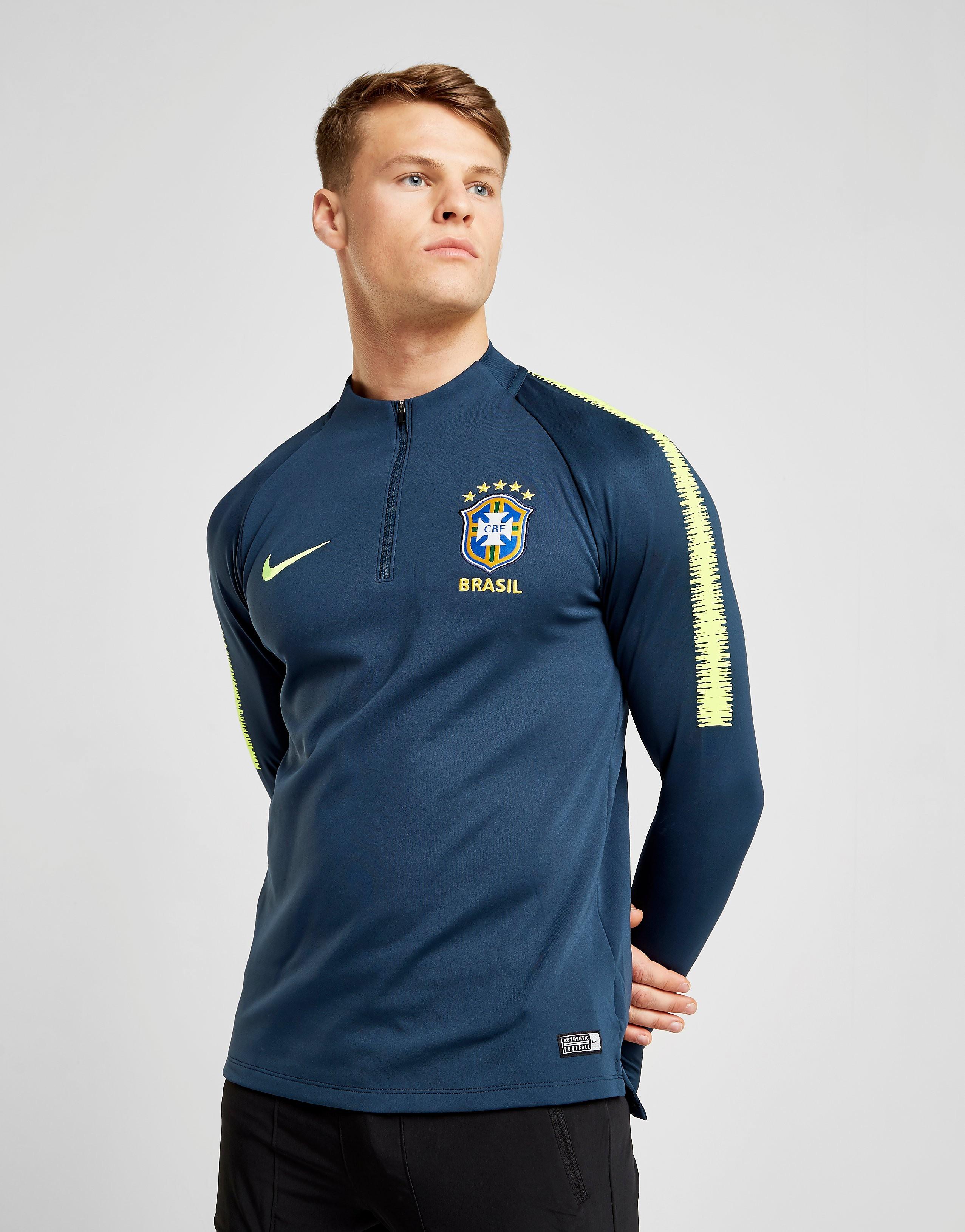 Nike Brazil Squad Drill Top
