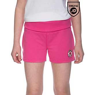 Converse Girls Chuck Shorts Juinor