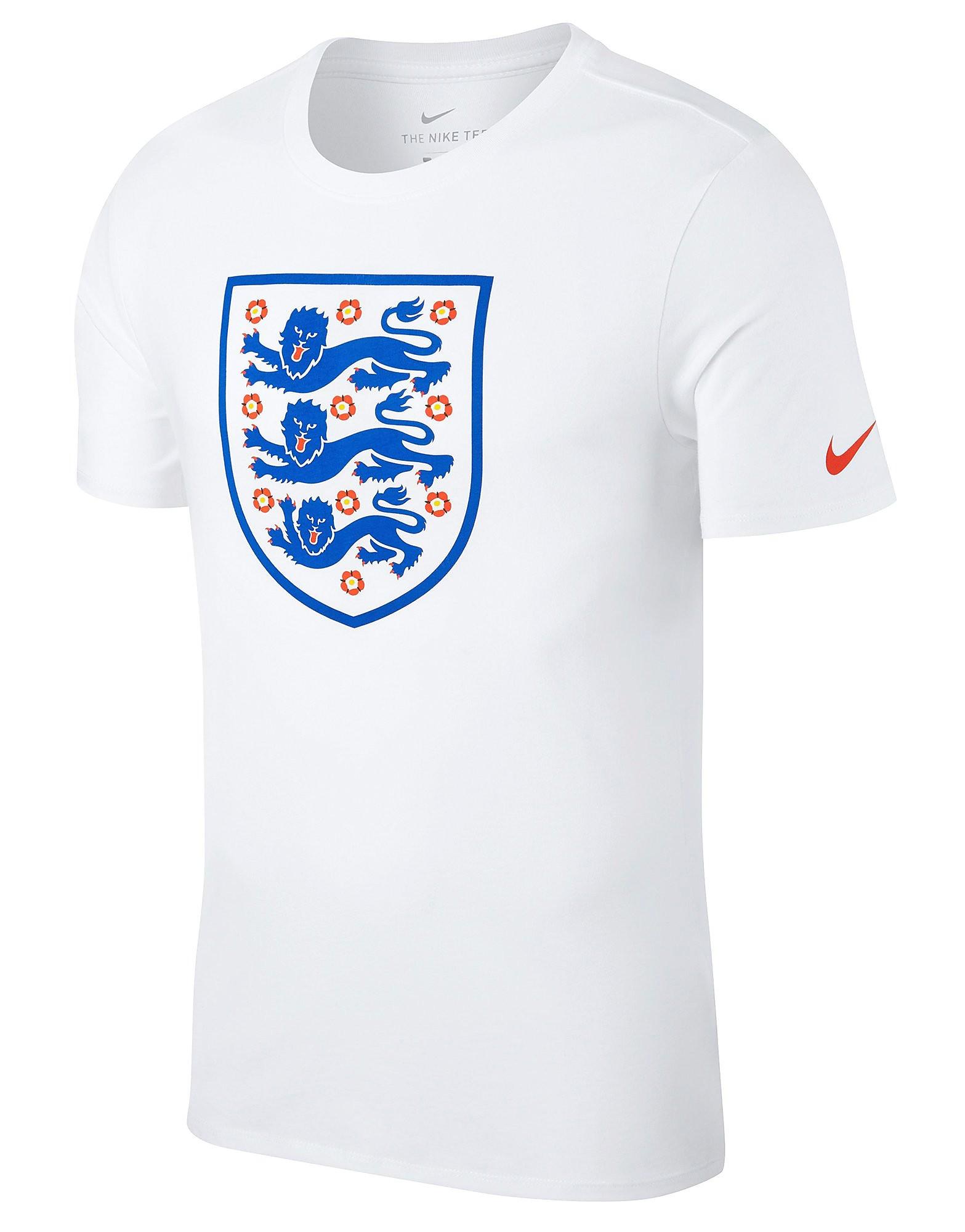 Nike England Crest T-Shirt