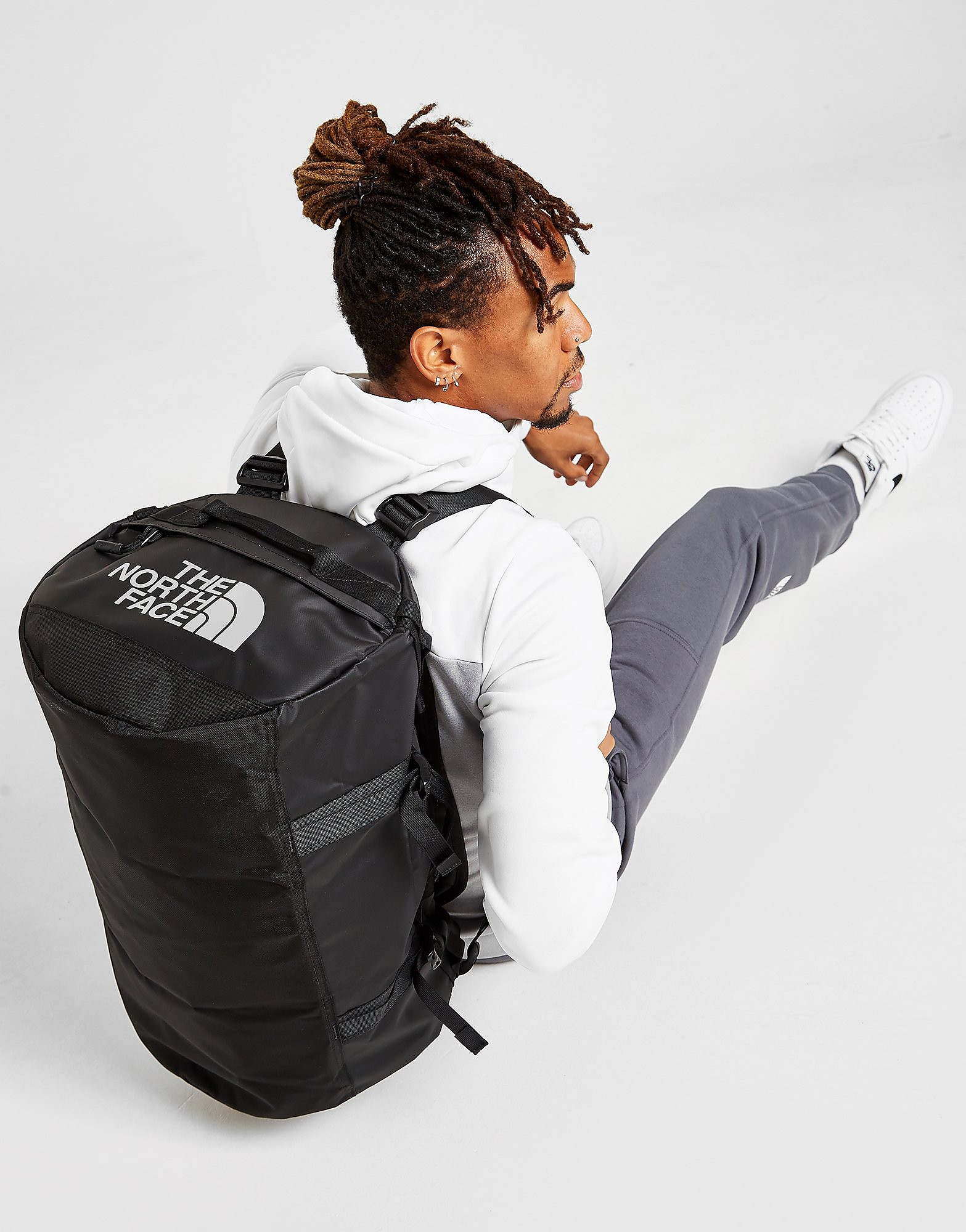 The North Face bolsa de deporte Medium Base Camp