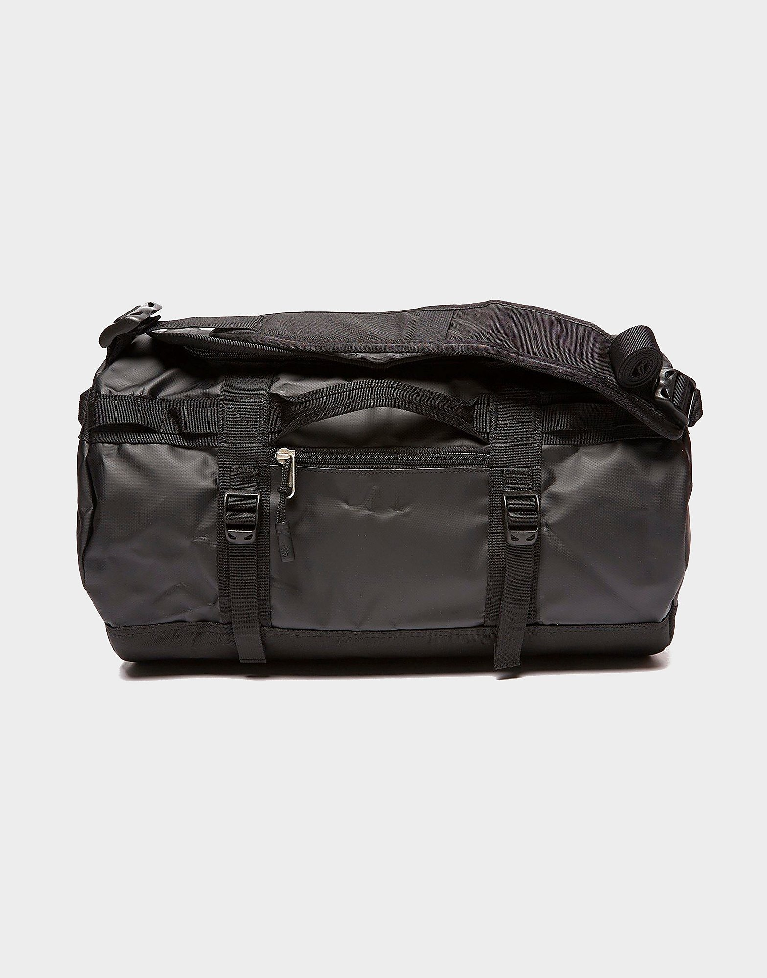 The North Face Medium Base Camp Seesack Schwarz-Silber