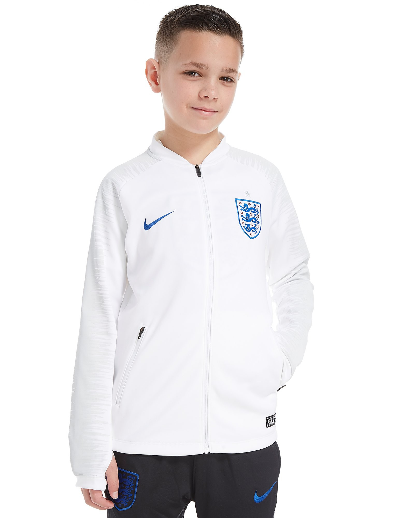 Nike England Anthem Jacket Junior