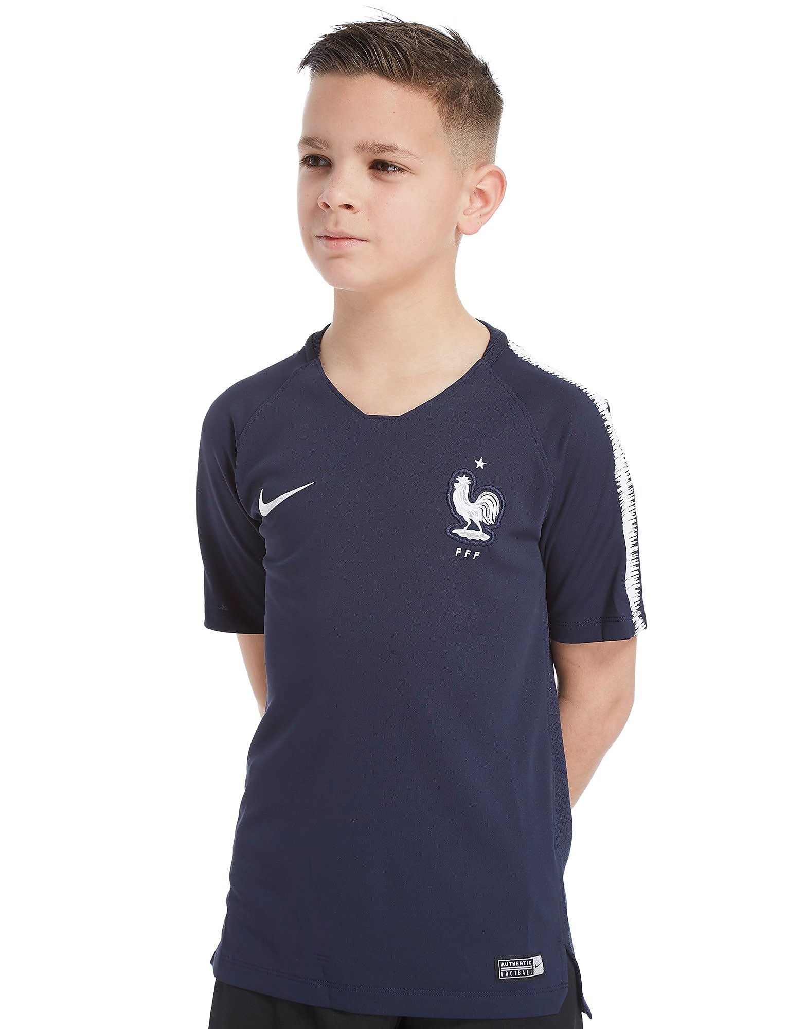 Nike Maillot d'entraînement France Squad Junior