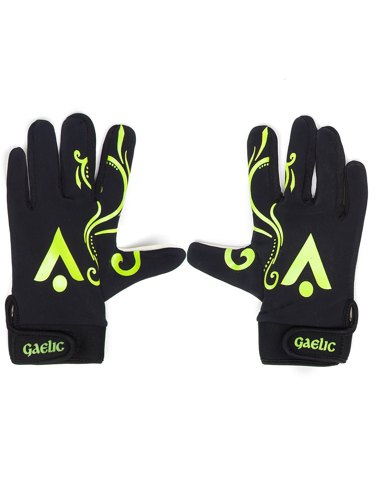 Daricia Karakal Gaelic handschoenen - Zwart - Heren