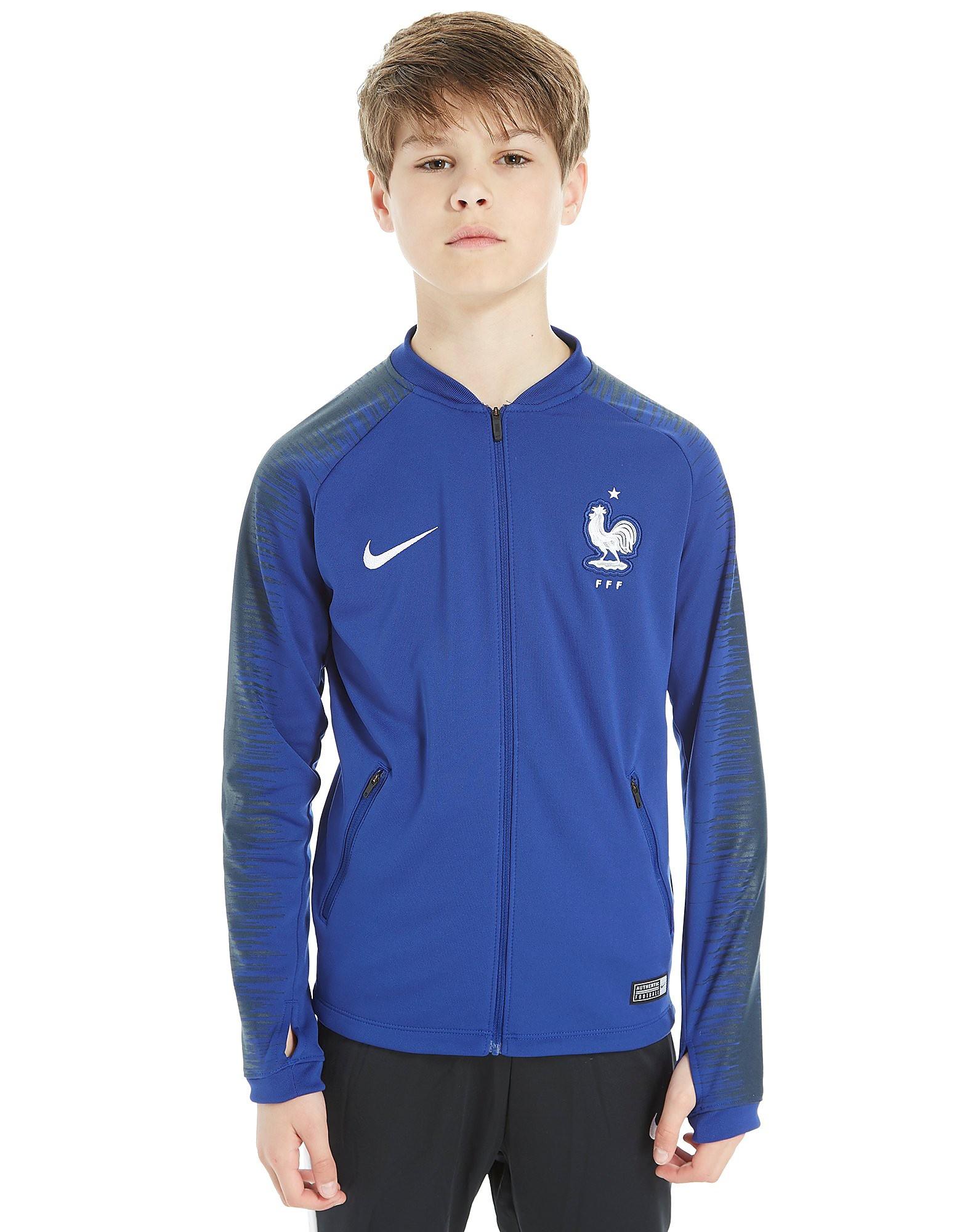 Nike Frace Anthem Jacket Junior