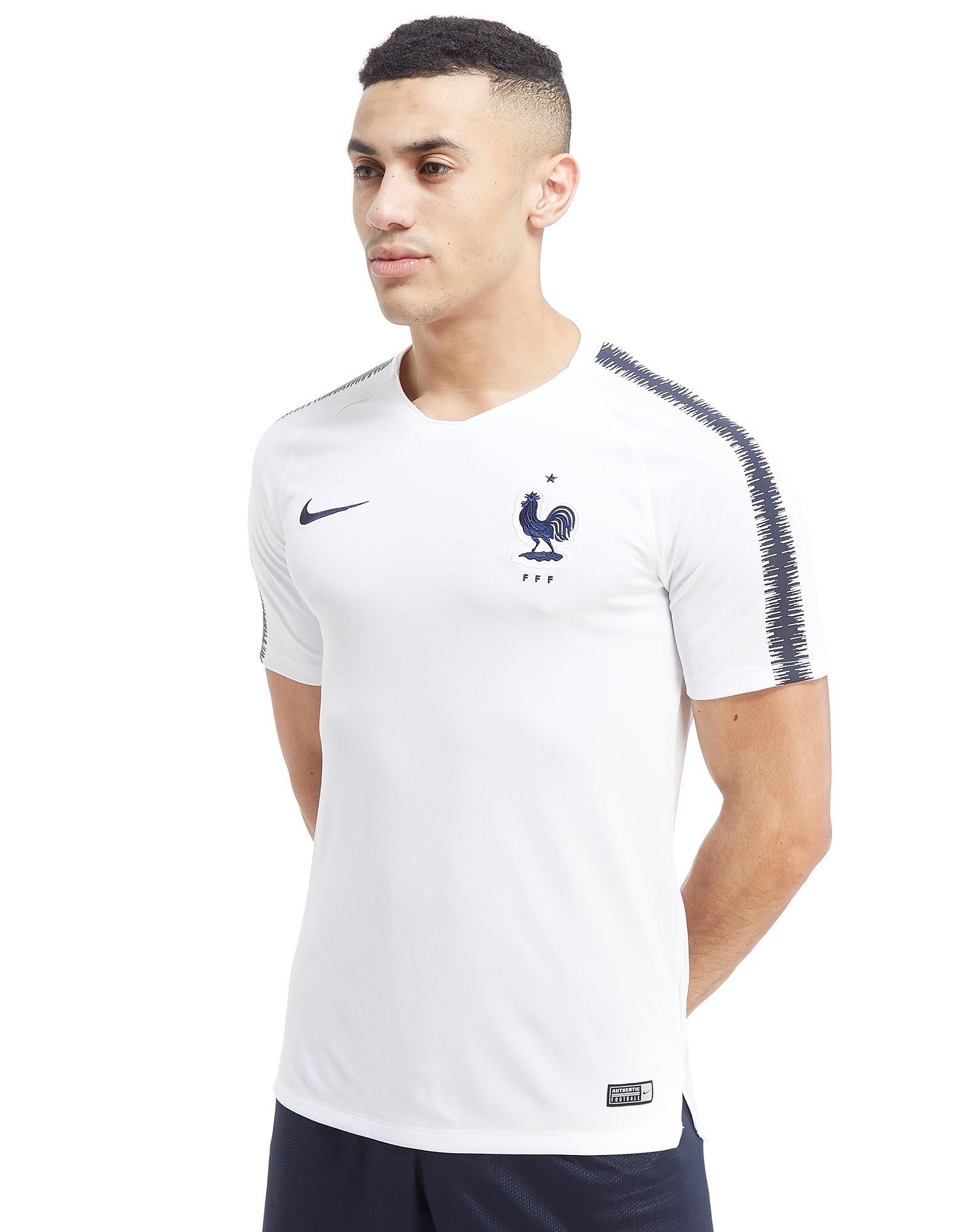 Nike Maillot d'entraînement France Squad Homme