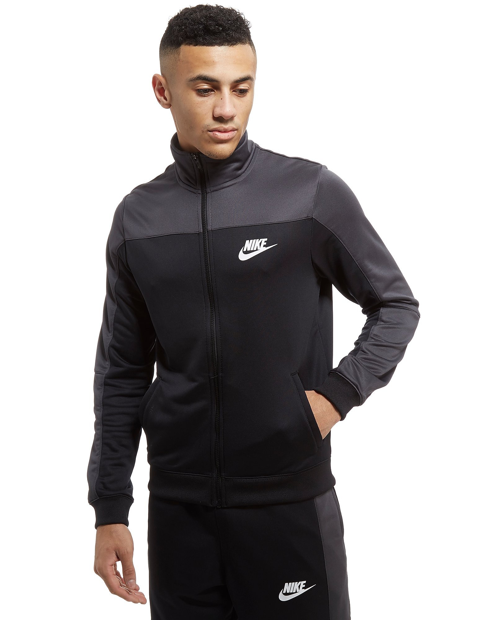 Nike Season Colour Block Poly Track Top