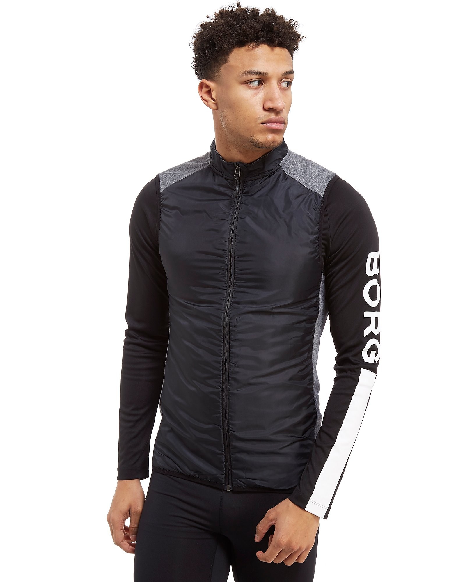 Bjorn Borg Quilted Poly Gilet