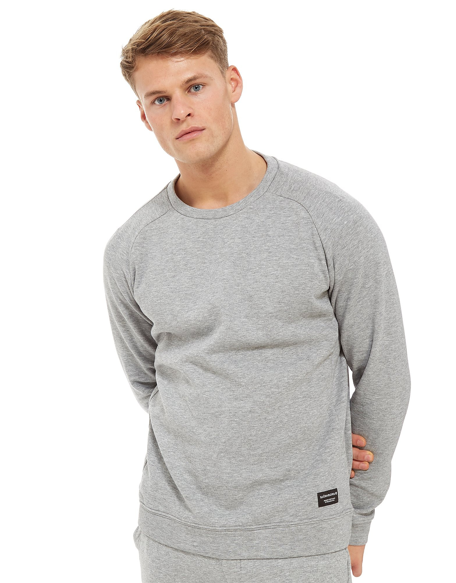 Bjorn Borg Core Fleece Crew Sweatshirt