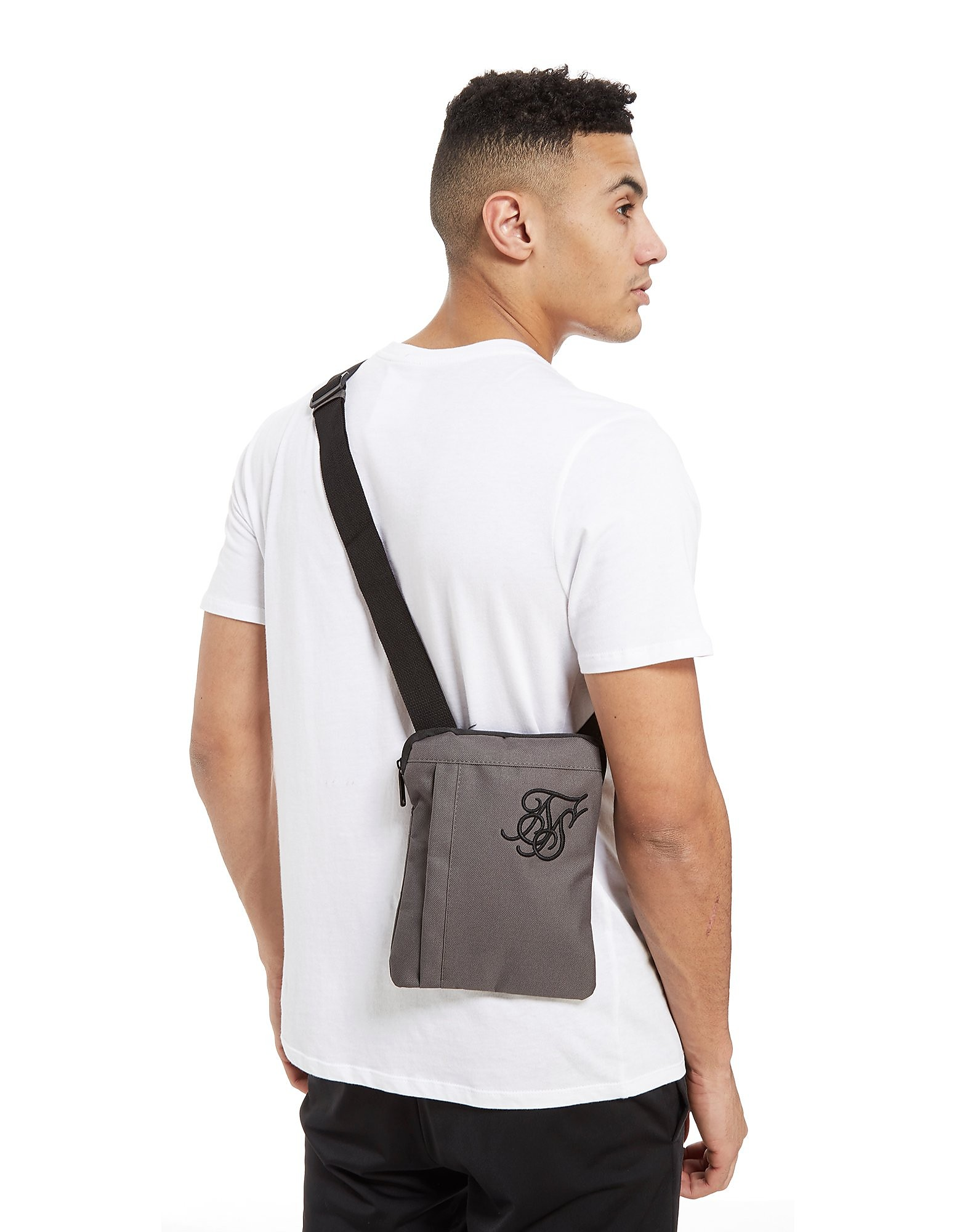 SikSilk Cross Body Flight Borsello