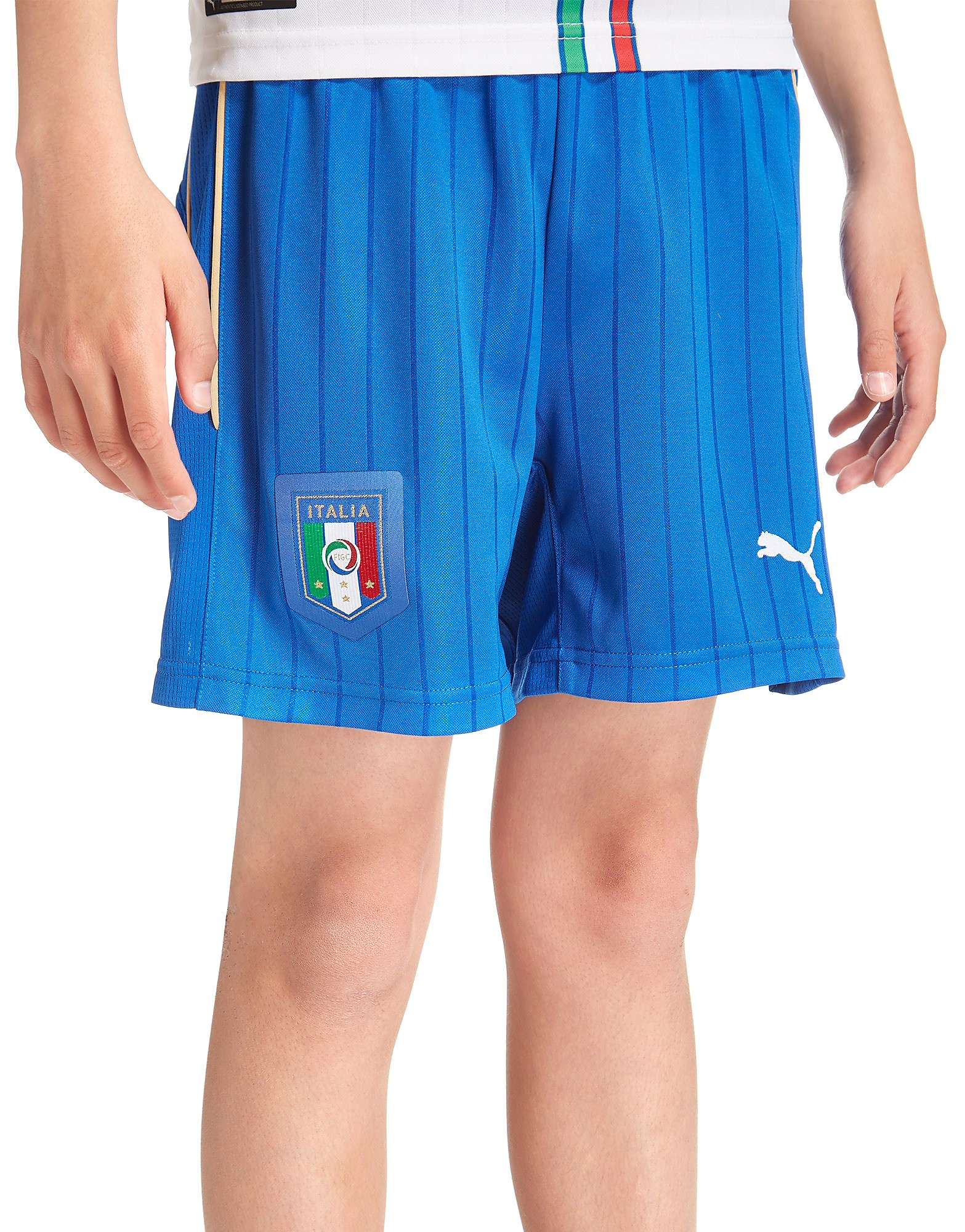 PUMA Italy Away 2016 Shorts Junior