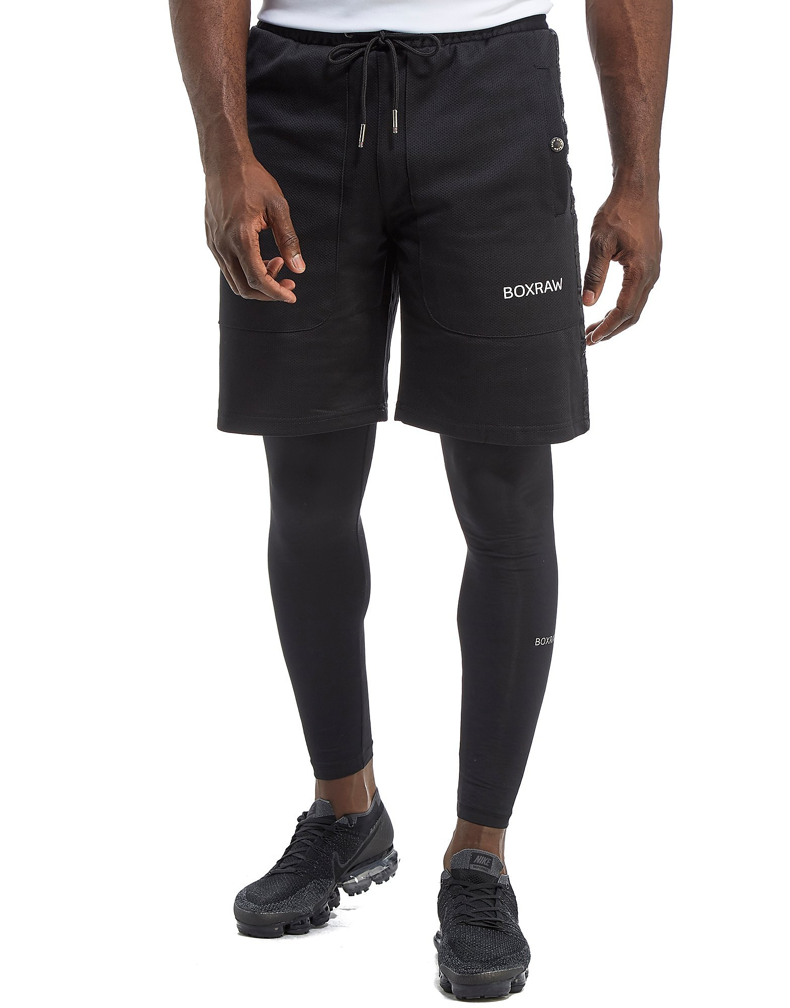 BOXRAW Pep Shorts (2-in-1 Training Tights)