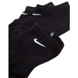 Nike Junior 3 Pack Low Cut Socks