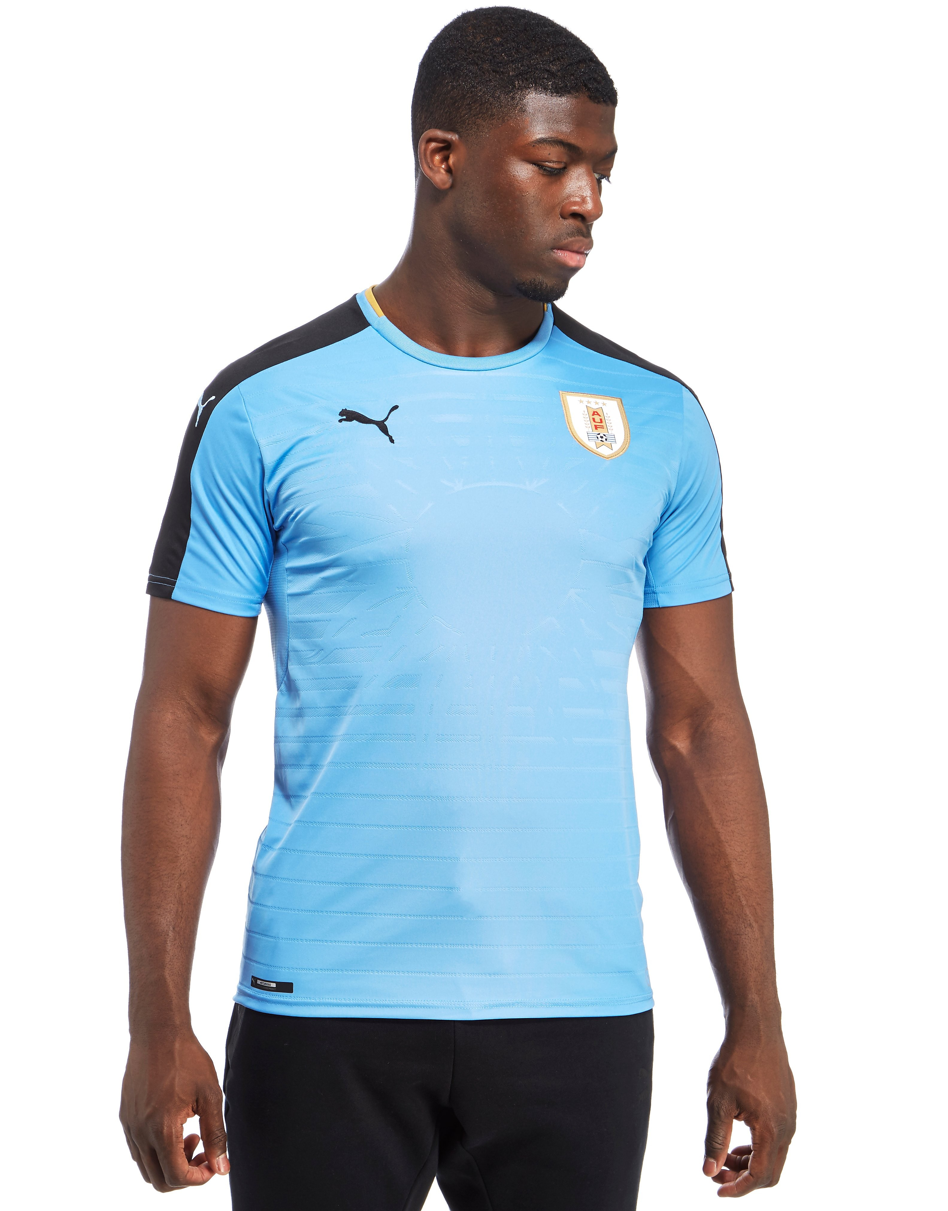 PUMA Uruguay Home 2016 Shirt
