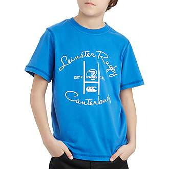 Canterbury Leinster Graphic T-Shirt Junior