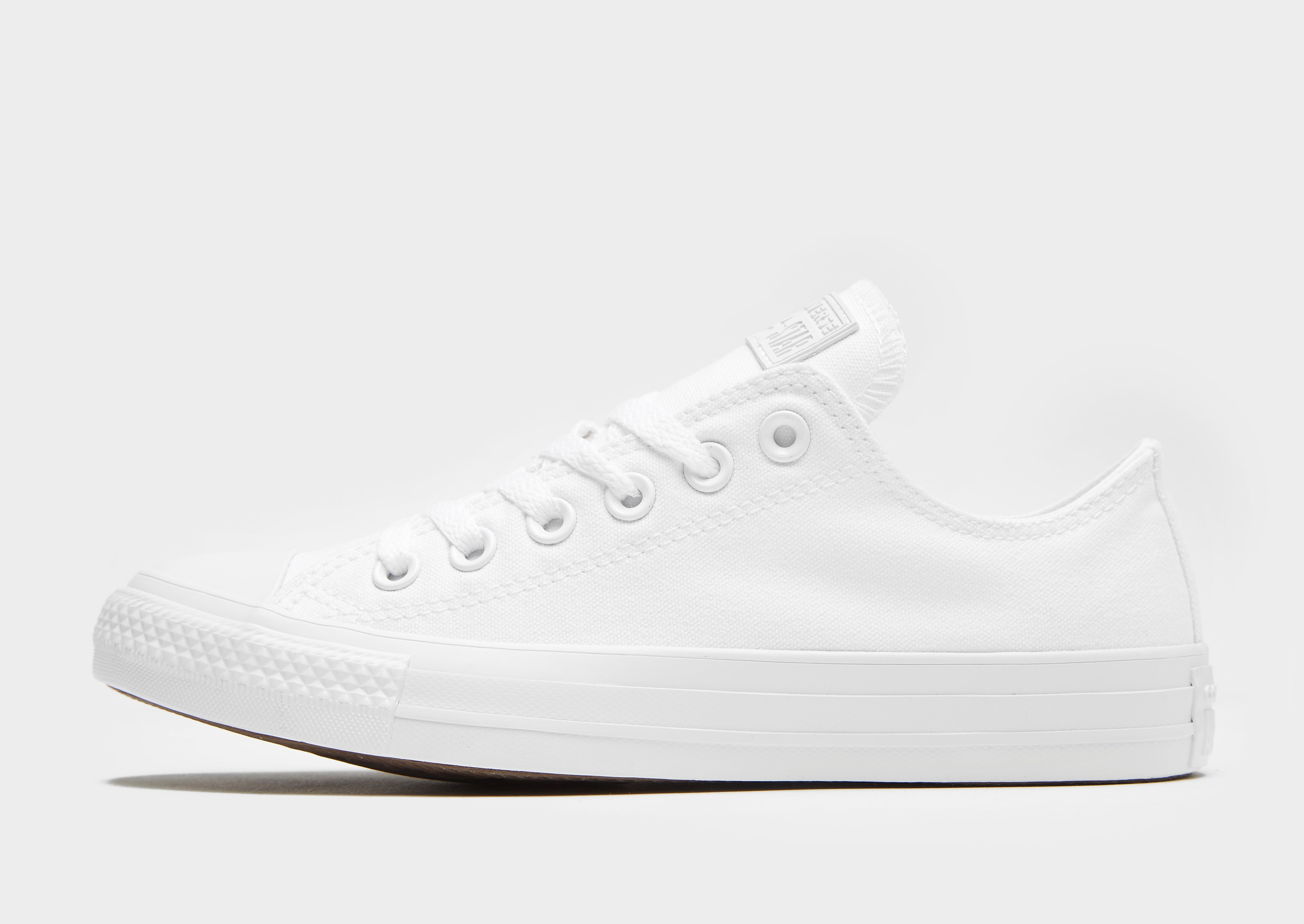 Converse All Star Ox Mono Dames - Wit - Dames