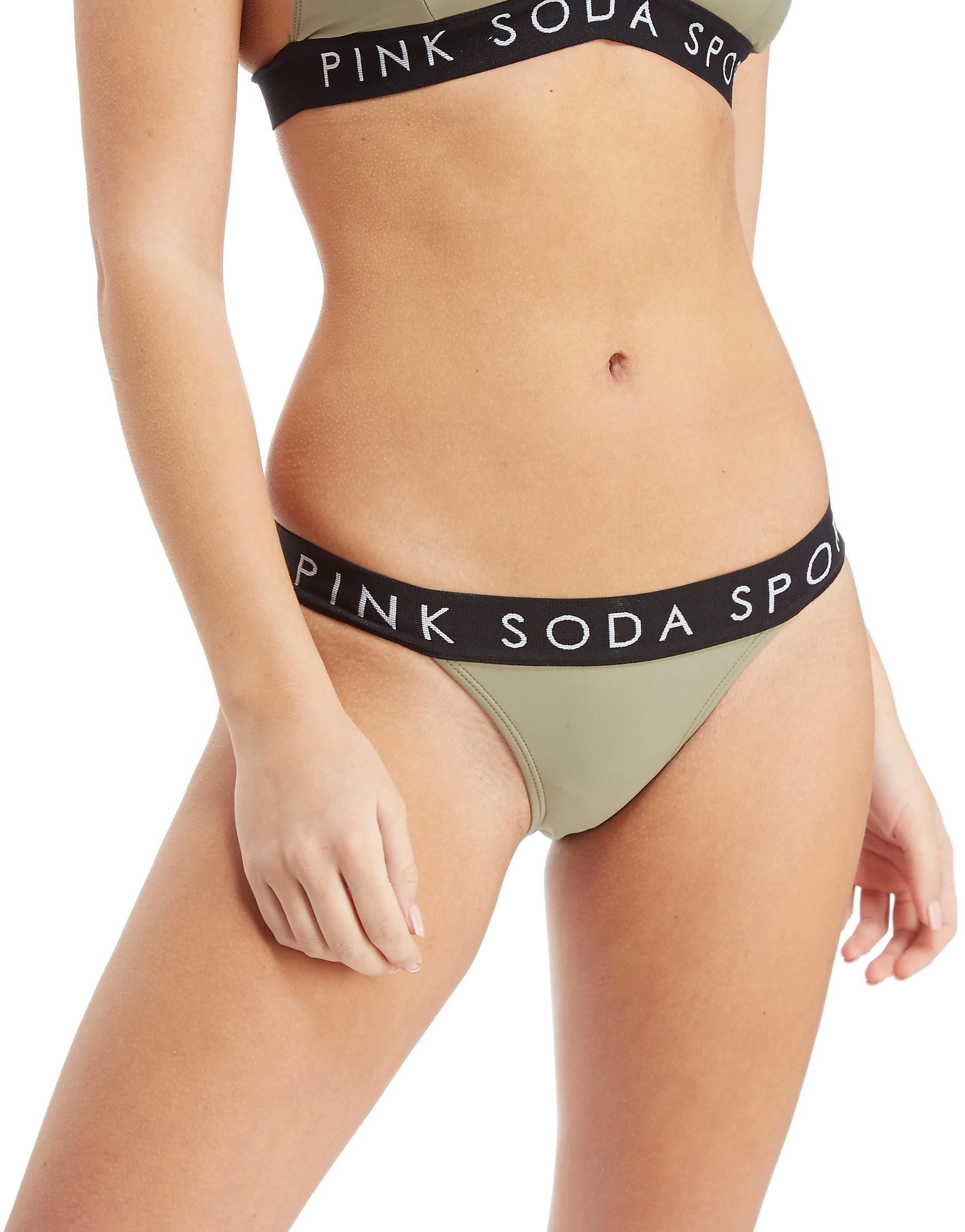 Pink Soda Sport Bikini Bottoms