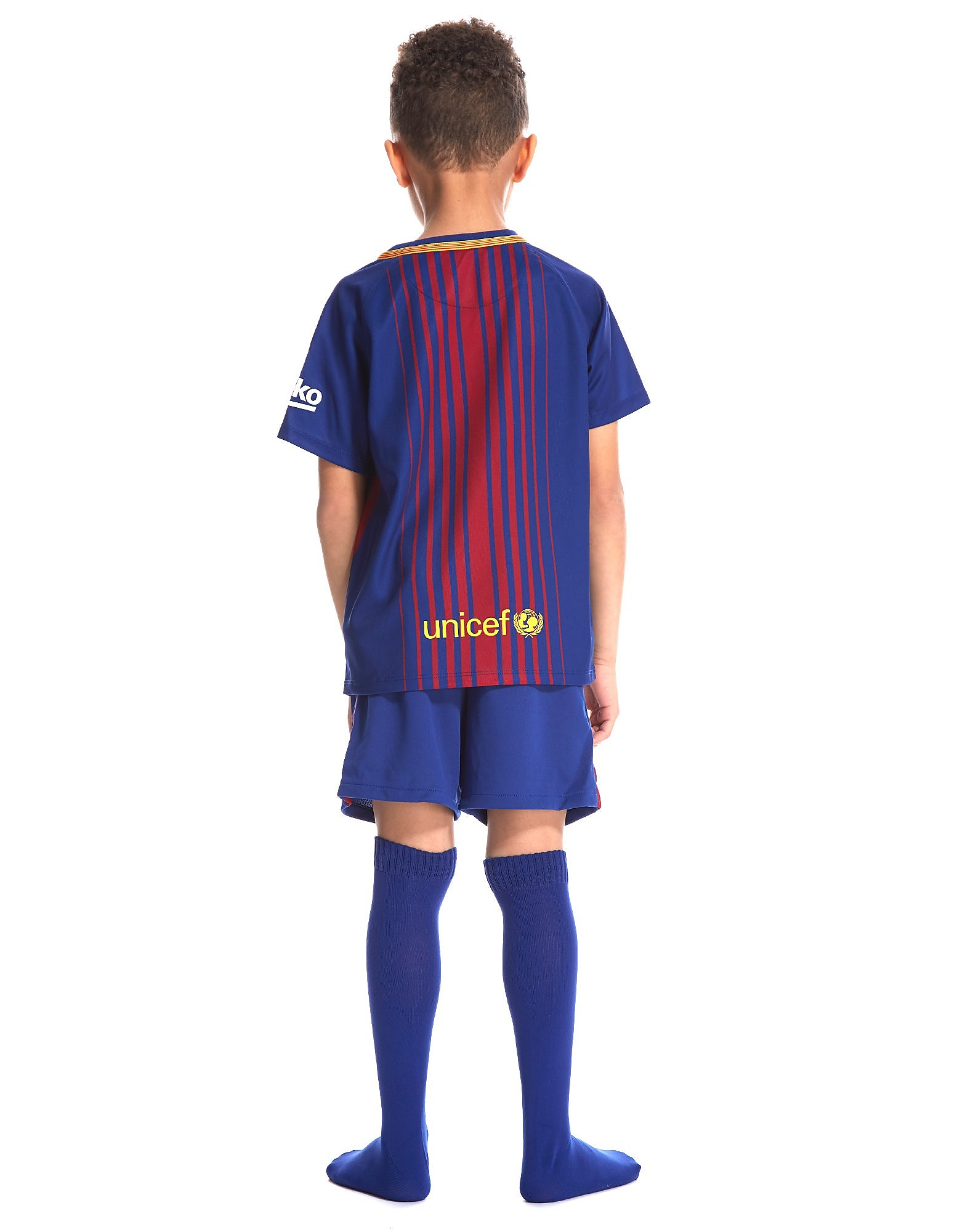 Nike Ensemble Home FC Barcelona 2017/18 Enfant