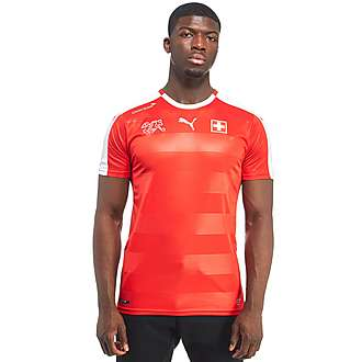 PUMA Switzerland 2016 Home Shirt