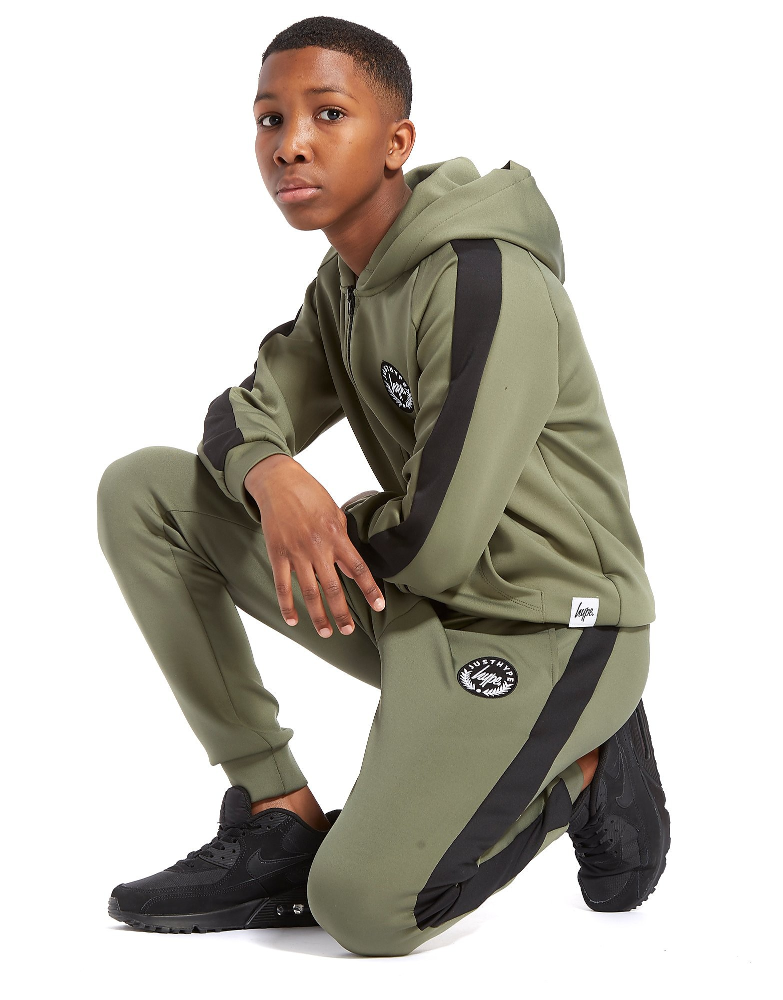 Hype Poly Pants Junior