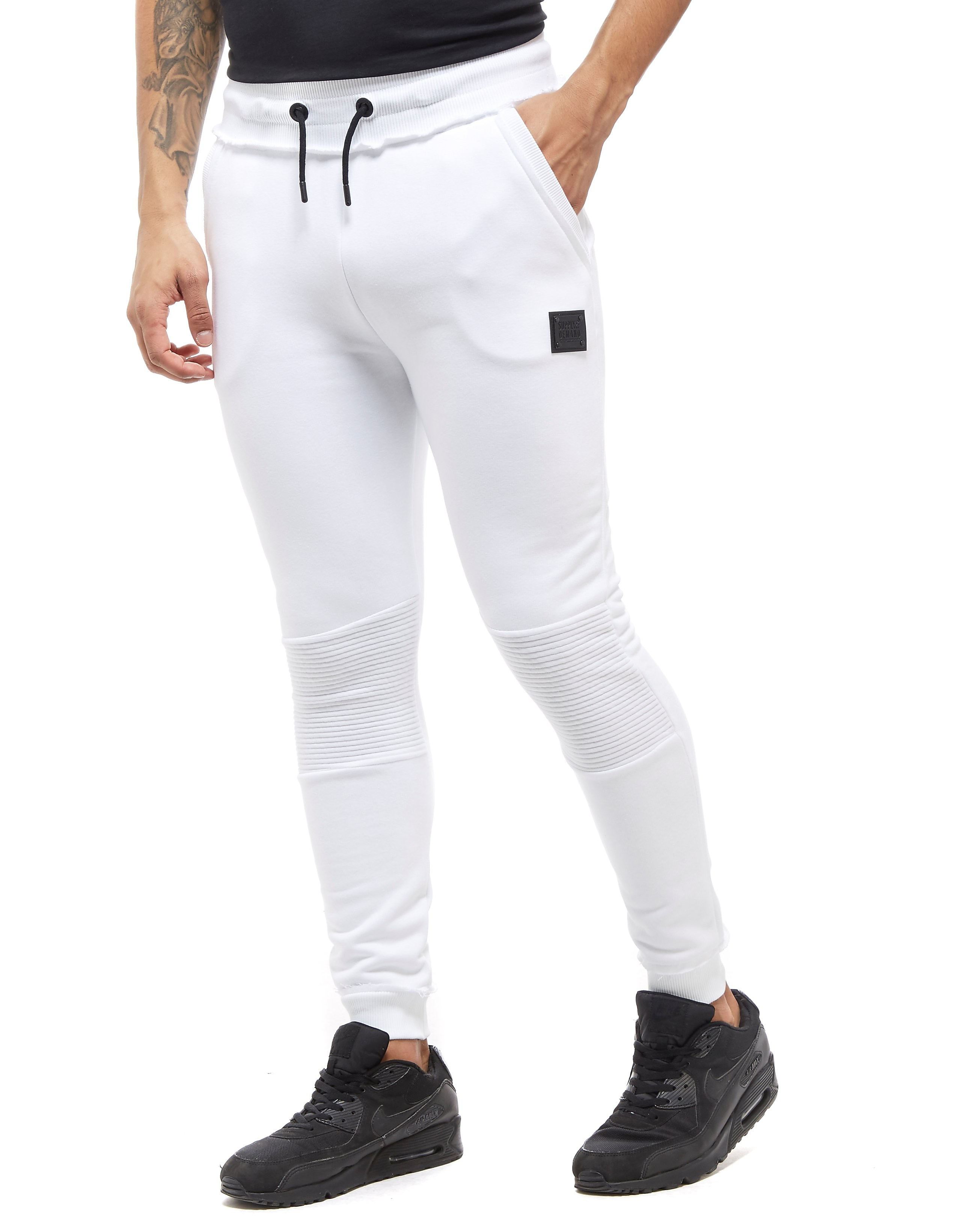 Supply & Demand Detroit Joggers - Only at JD, White