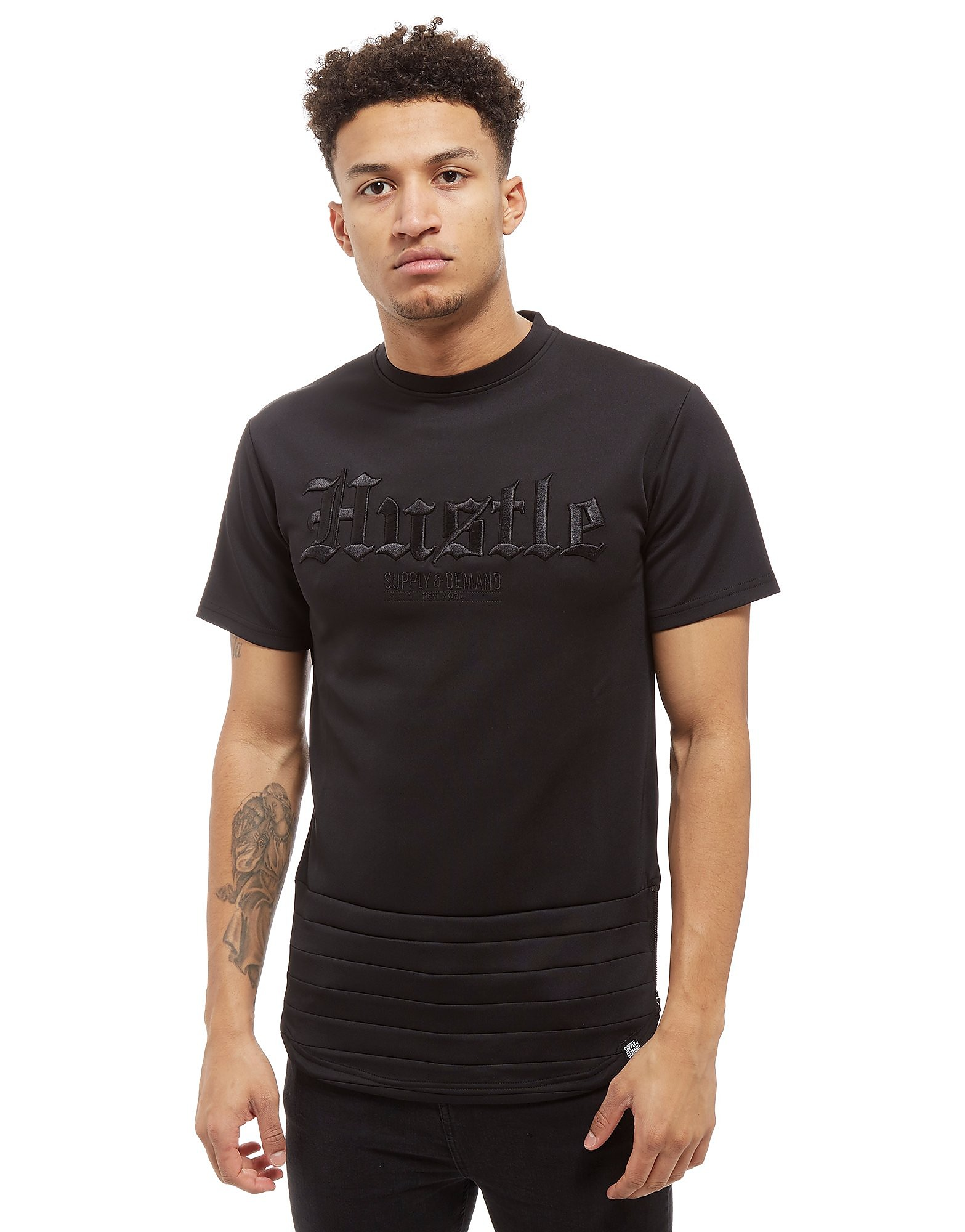 Supply & Demand Gothic Vamp T-Shirt - Only at JD, Black