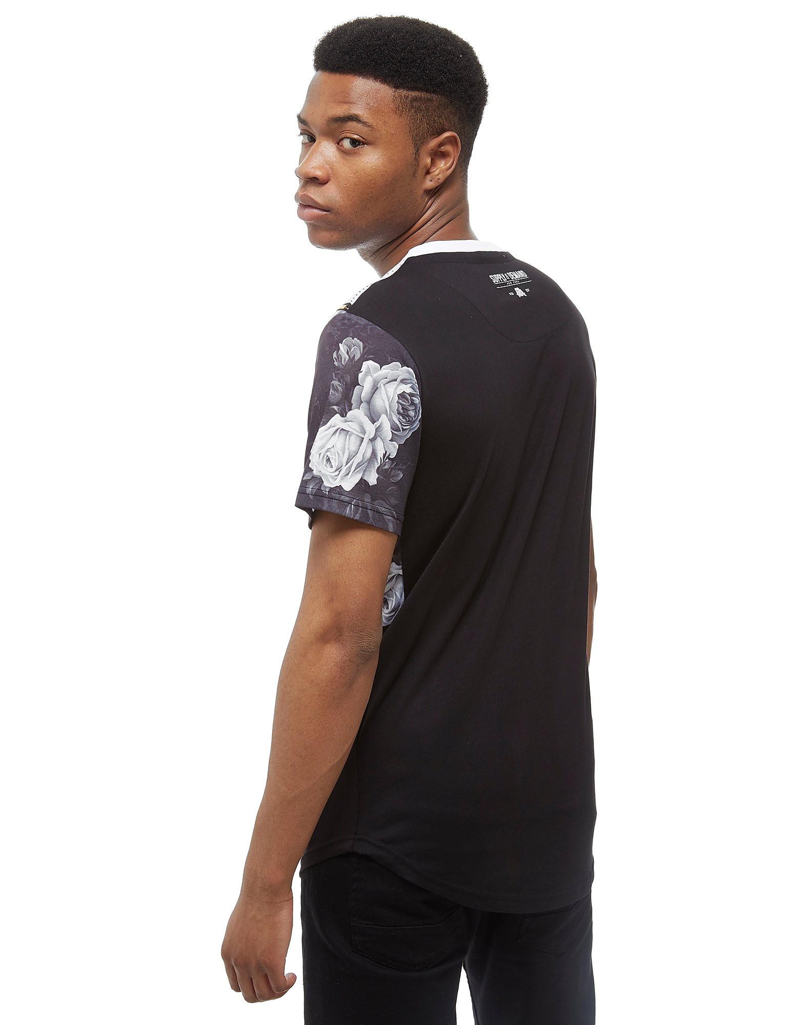 Supply & Demand Bouquet Split T-Shirt