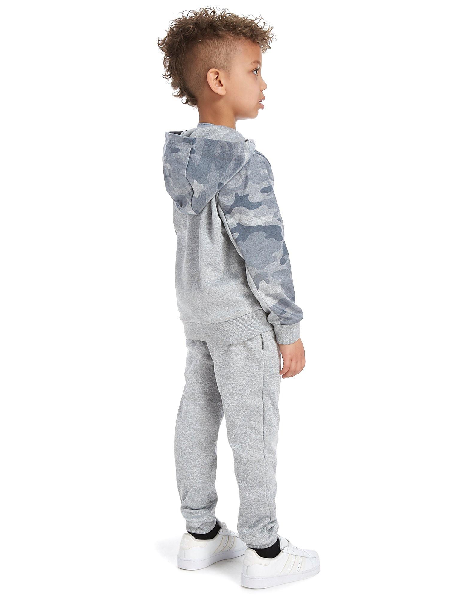Ellesse Colombo Poly 1/4 Zip Suit Children
