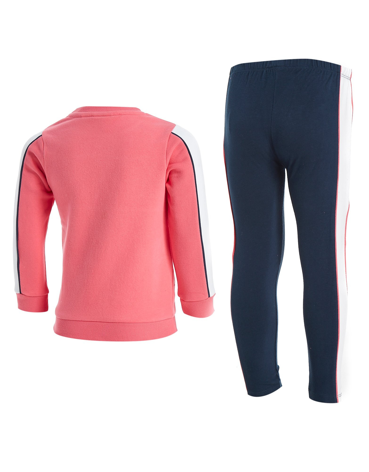 Ellesse Girls' Elvria Crew/Legging Set Kinderen