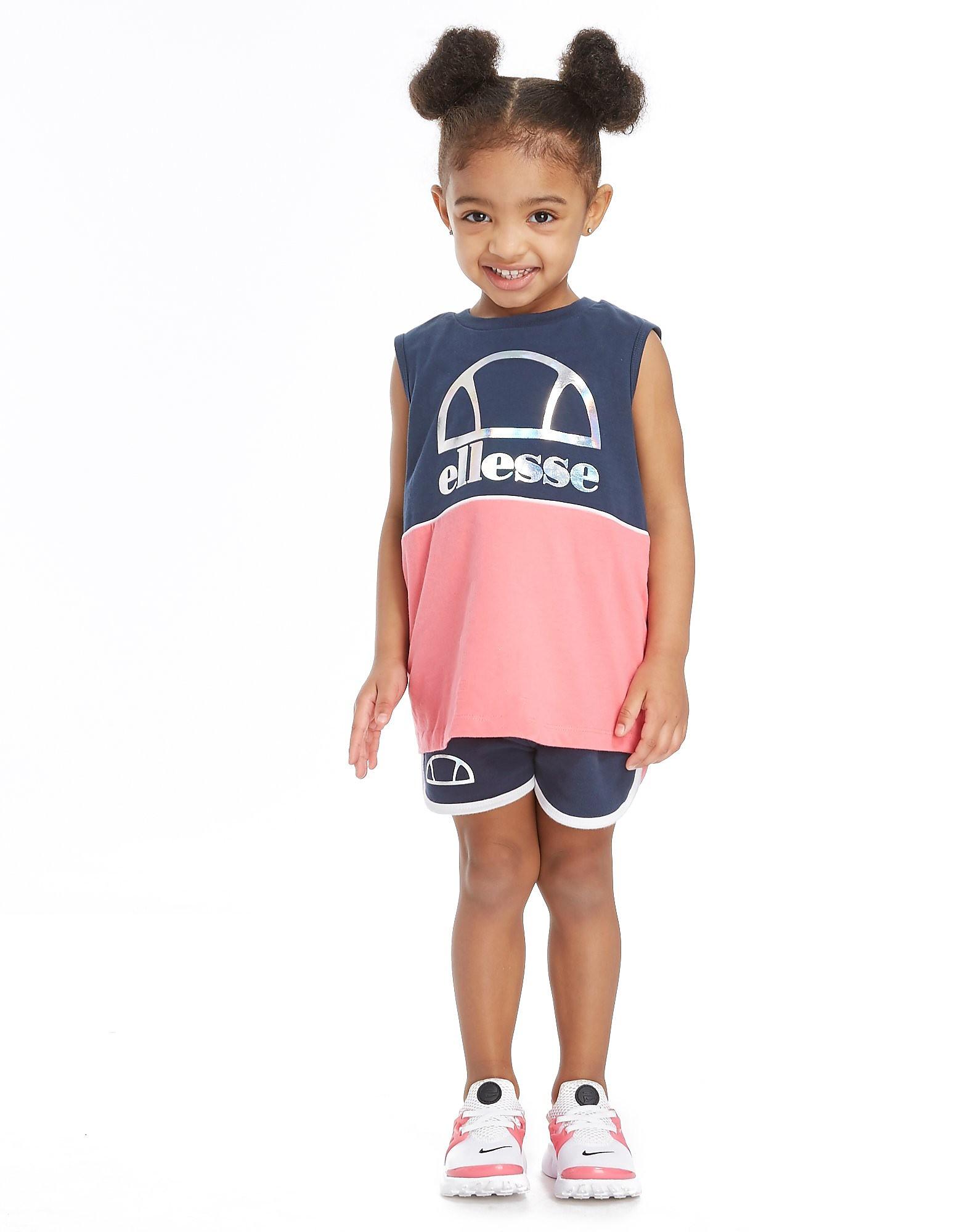 Ellesse conjunto Felice camiseta/pantalón infantil