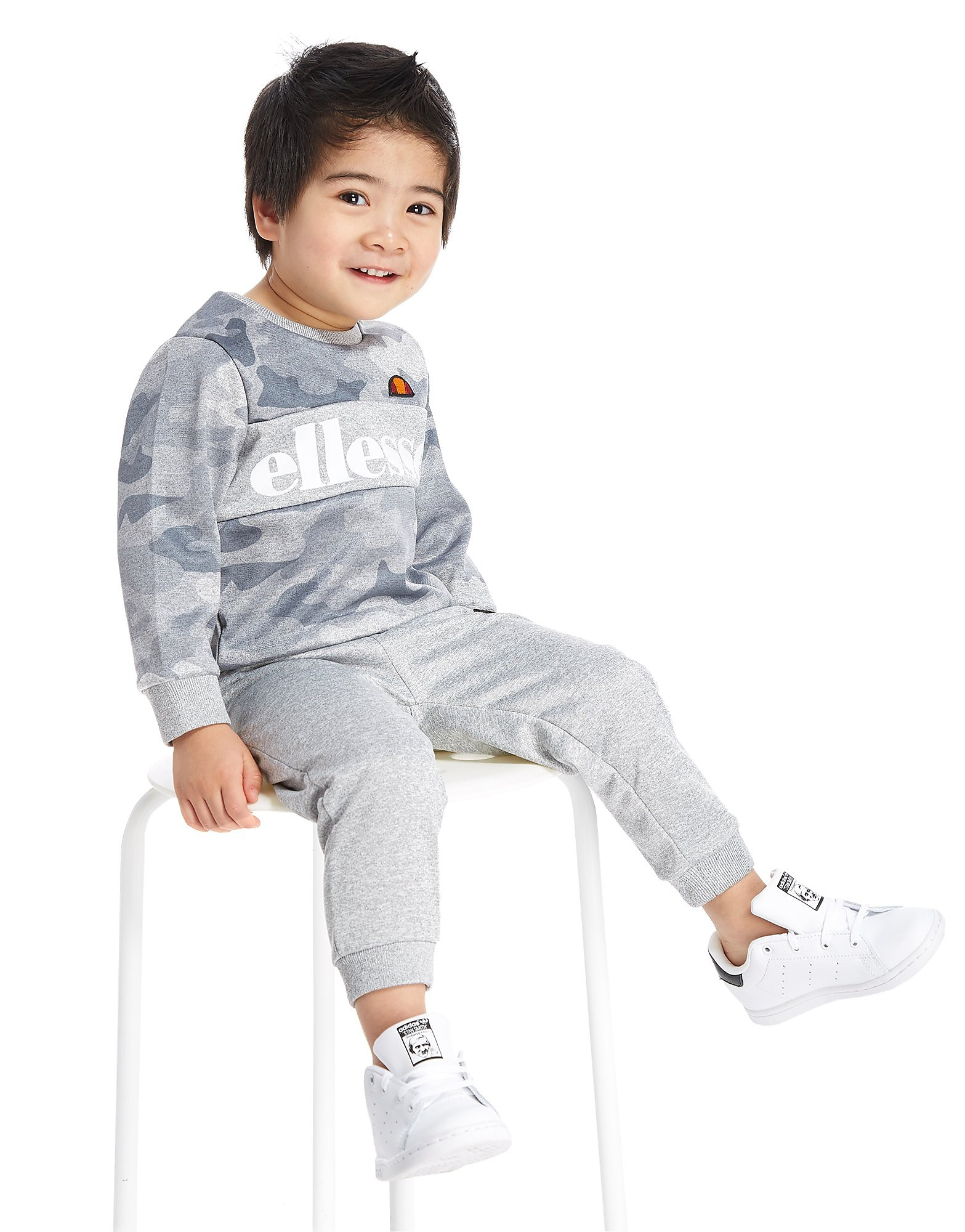 Ellesse Picella Poly Crew Suit Infant