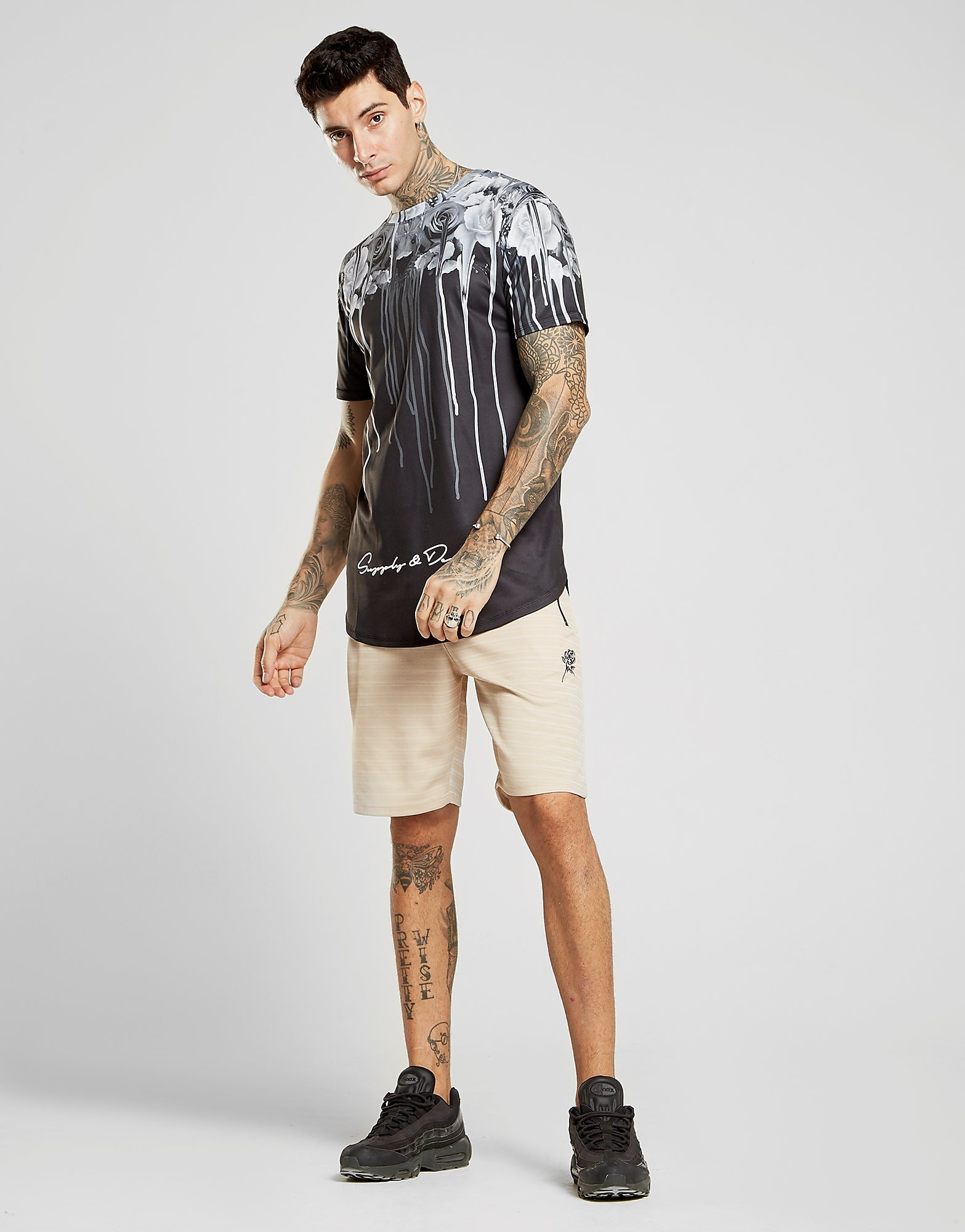Supply & Demand Ocean Shorts
