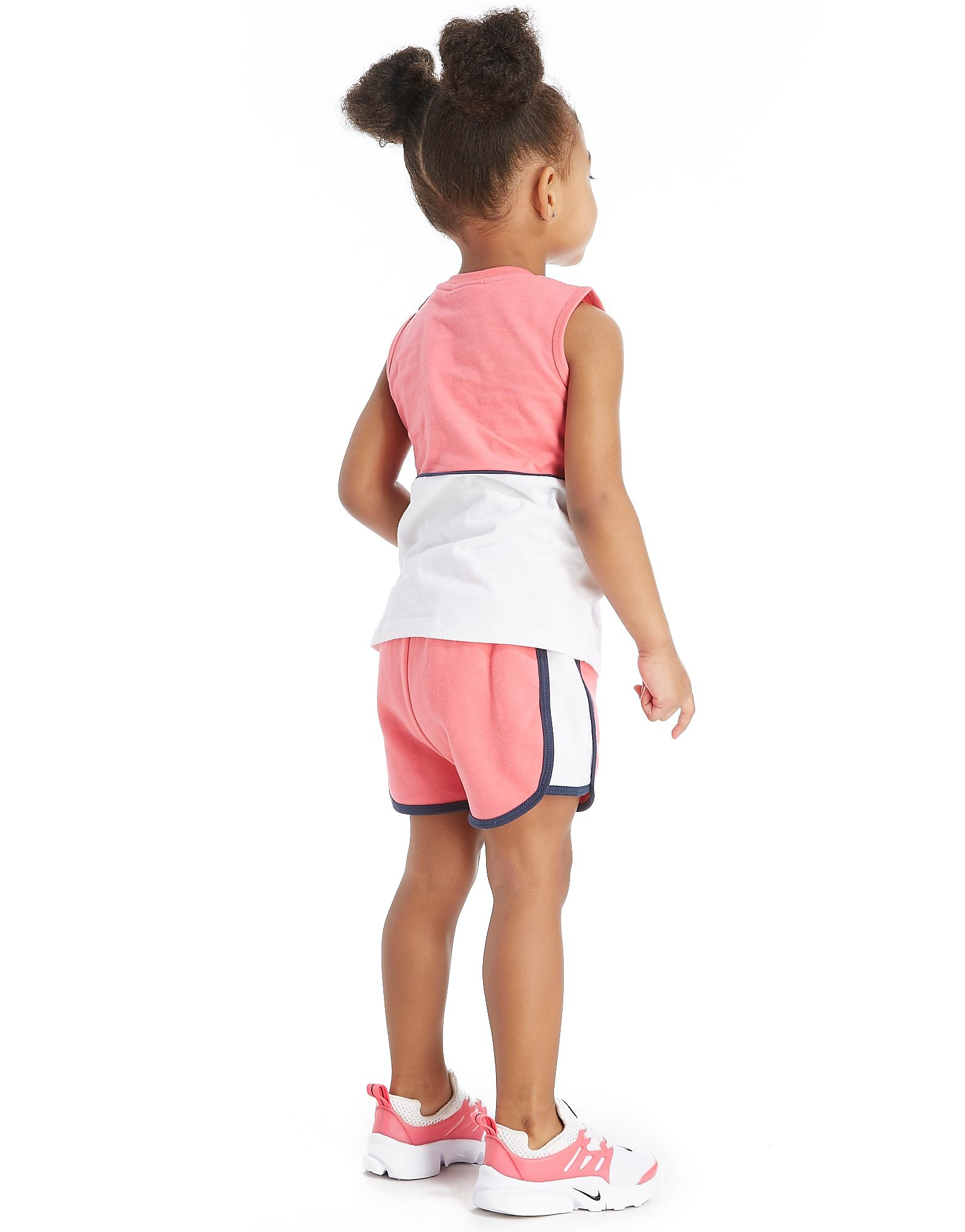 Ellesse Girls' Gemma Tank/Short Set Infant