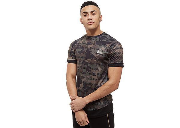 Supply & Demand Attention T-Shirt - Only at JD, Camo