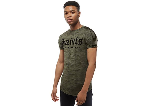Supply & Demand Rubble T-Shirt - Only at JD, Khaki