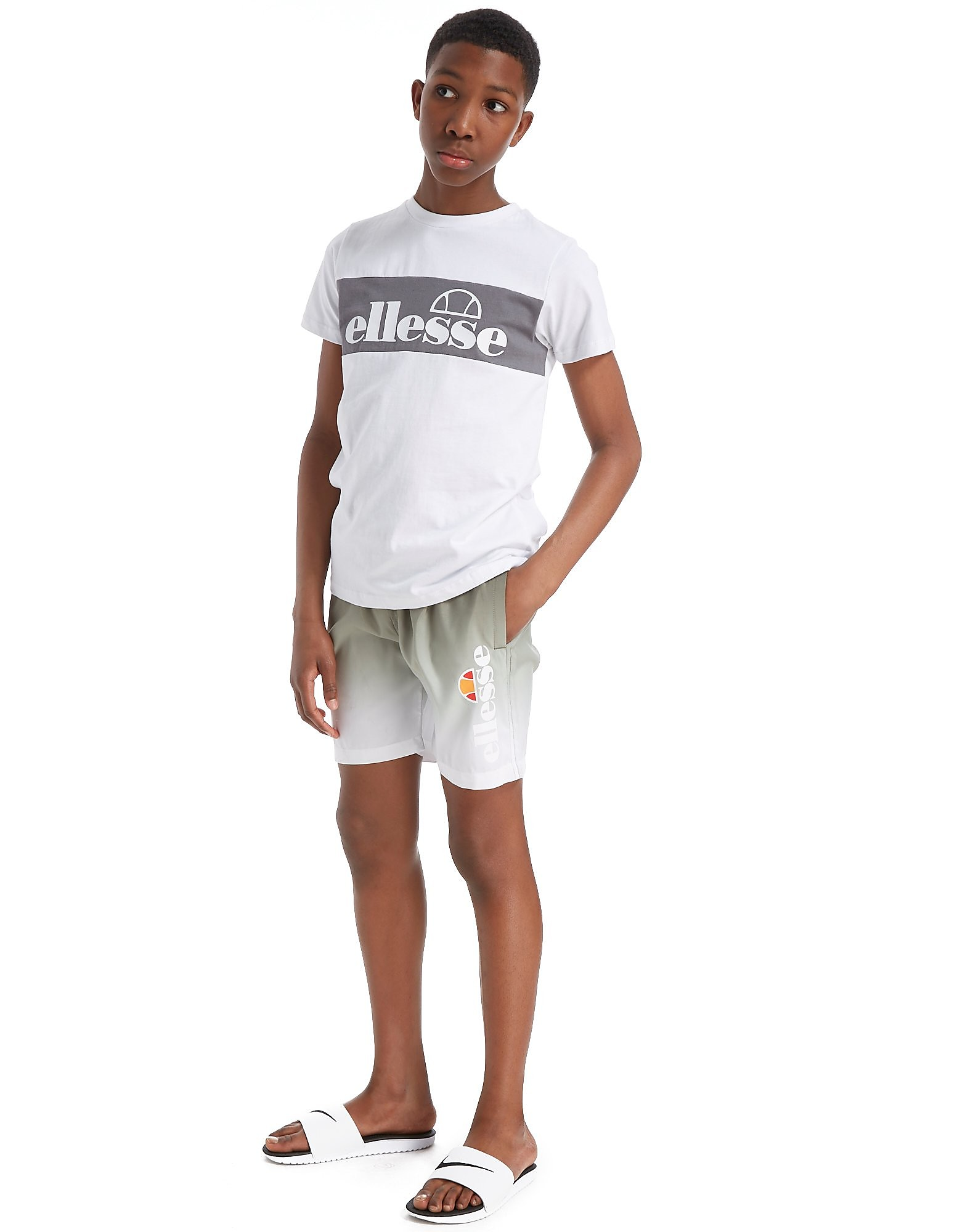 Ellesse Delto Fade Swim Shorts Junior
