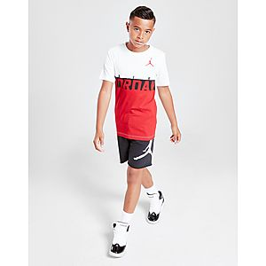 6d6f7ad8e276 ... Jordan Colour Block T-Shirt Junior