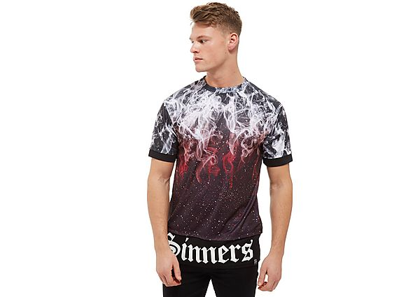 Supply & Demand Hitch T-Shirt - Only at JD, Black