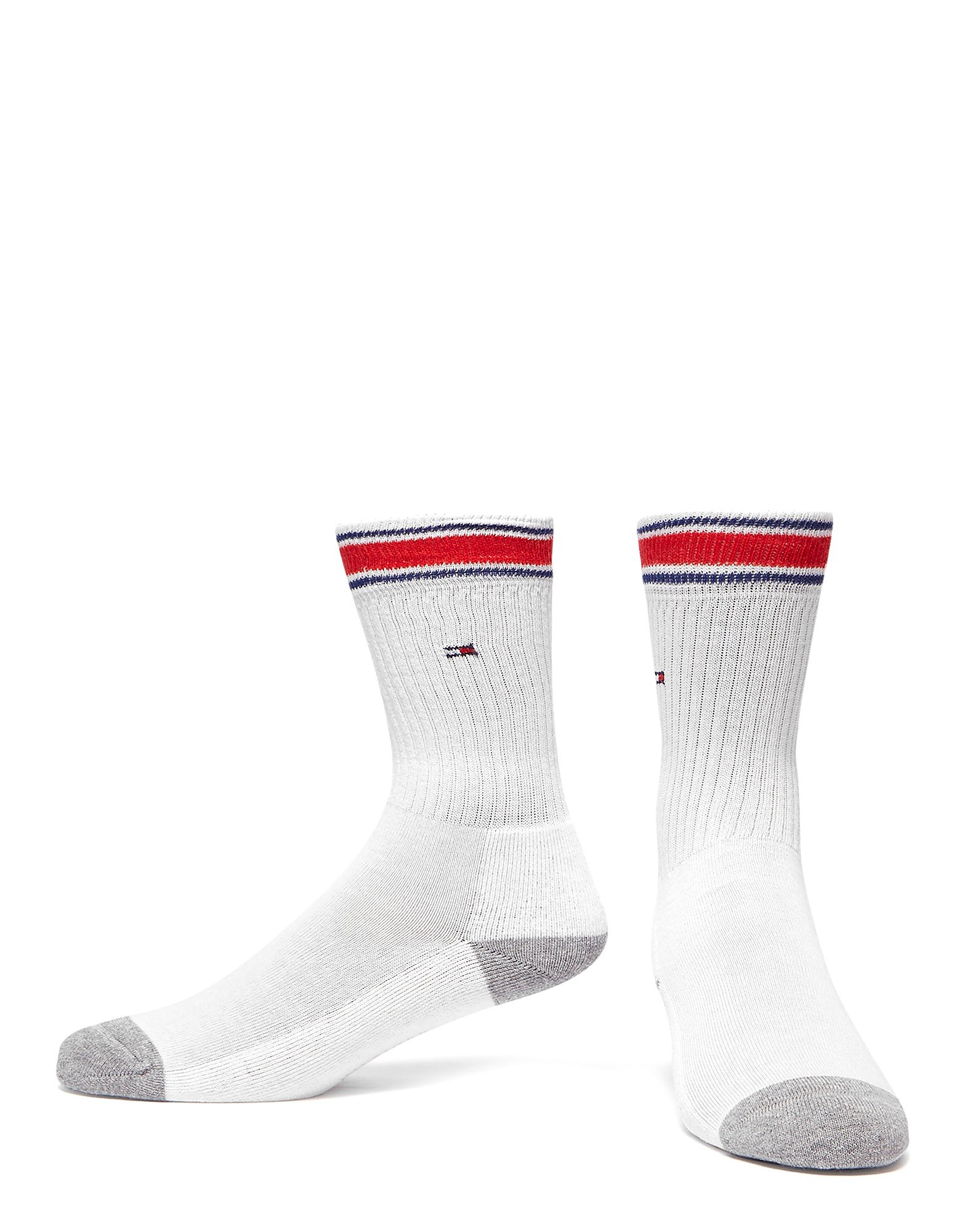Tommy Hilfiger 2 Pack Iconic Crew Socks Junior