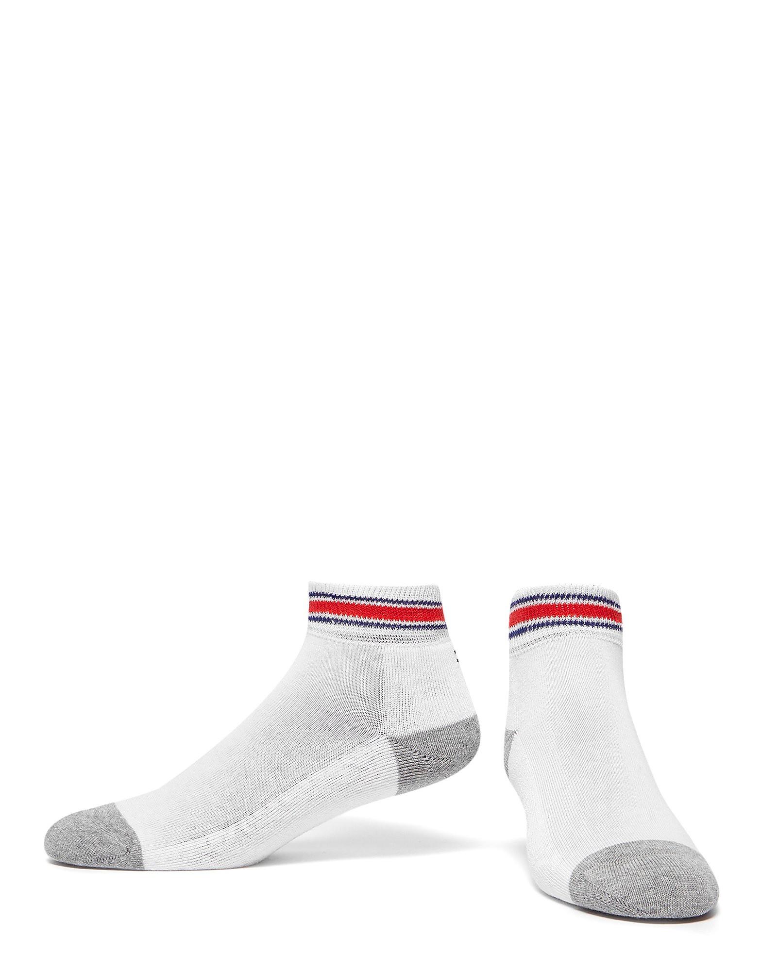 Tommy Hilfiger 2 Pack Iconic Quarter Socks Junior