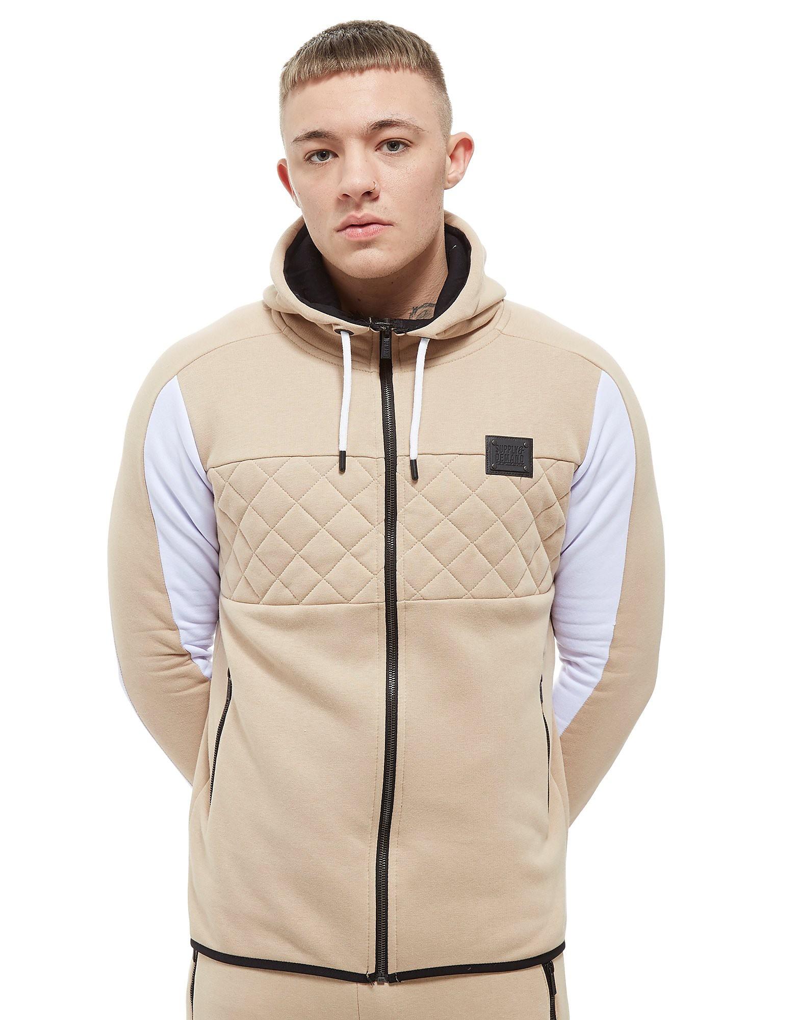 Supply & Demand chaqueta  Chicago Brushback Fleece
