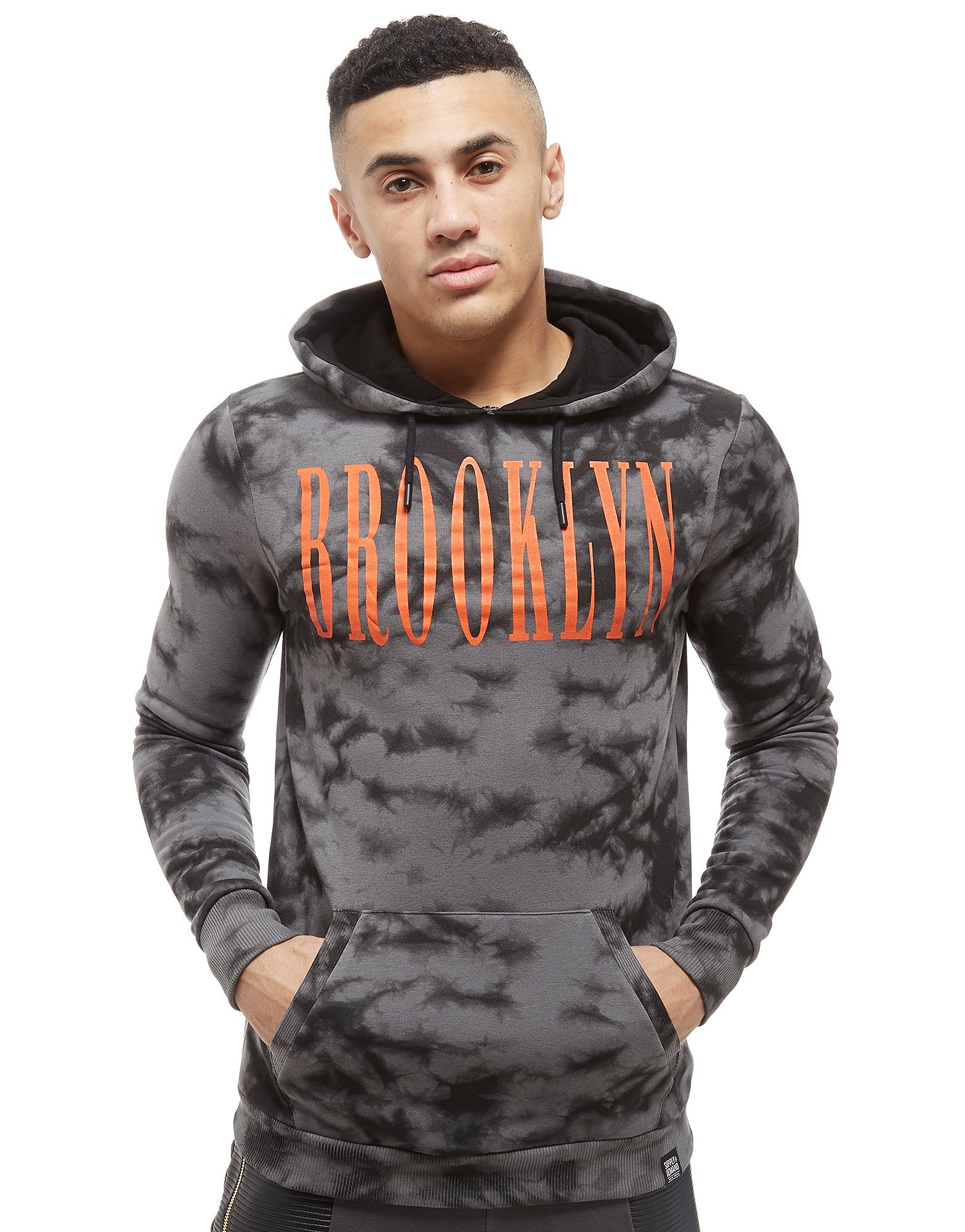 Supply & Demand Blot Hoodie - Only at JD, Grey