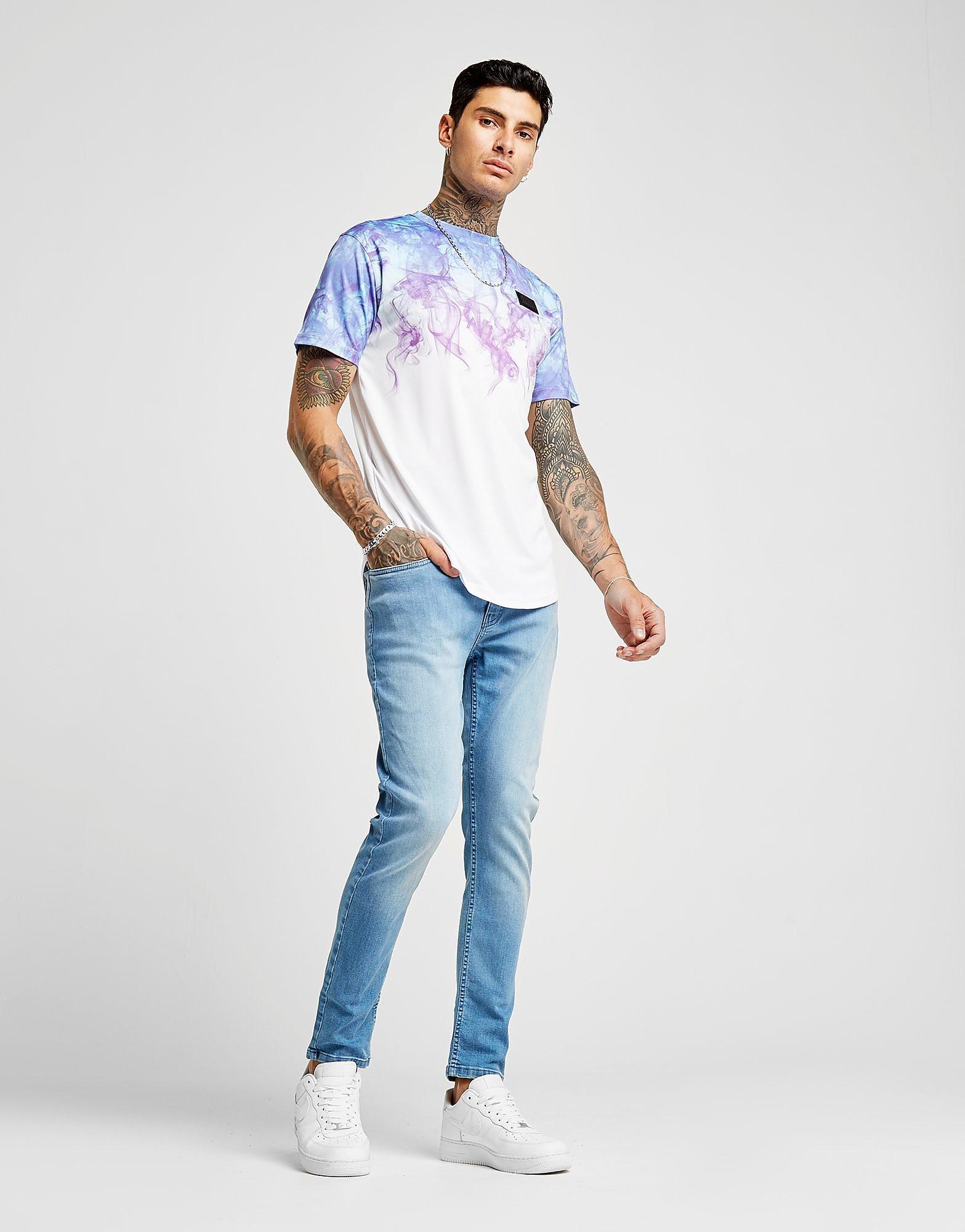 Supply & Demand Summer Smoke Fade T-Shirt
