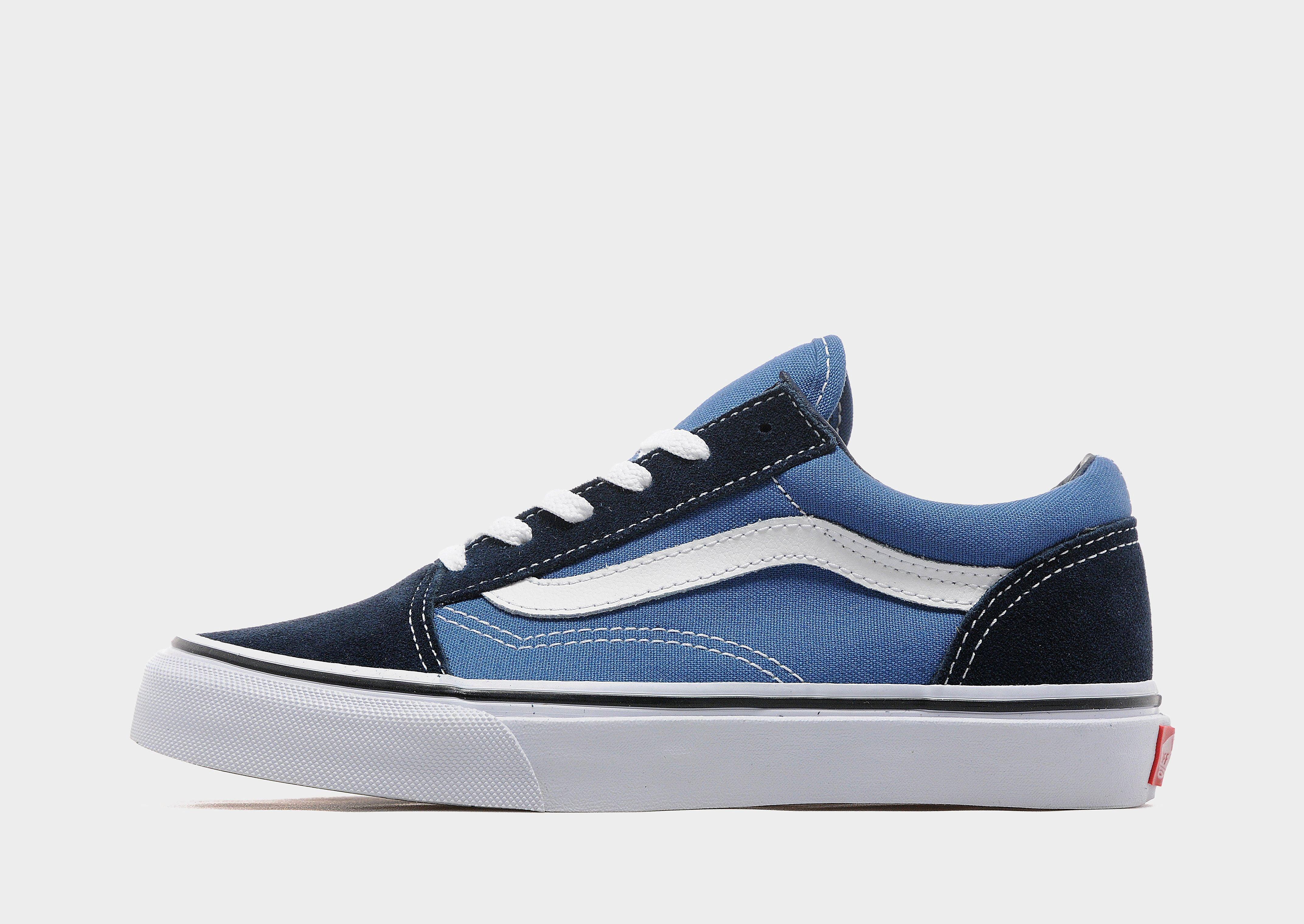 Vans Old Skool Children - Blauw - Kind